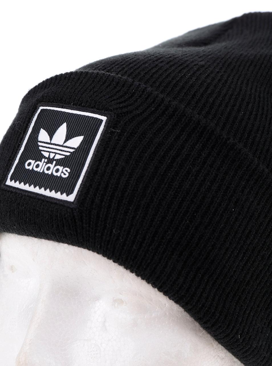 Černá pánská čepice adidas Originals ... c991e5b908