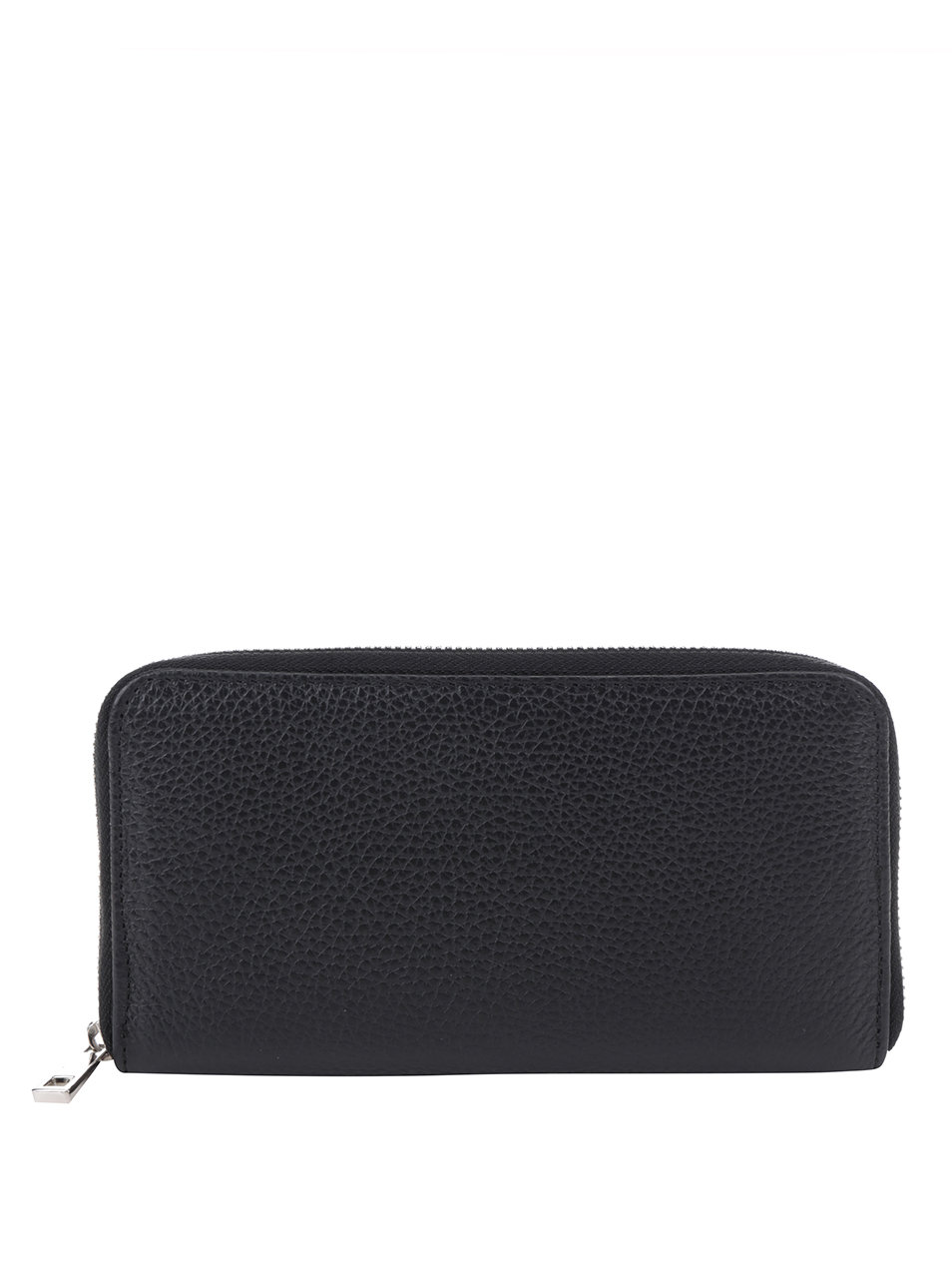Černá kožená velká peněženka ZOOT