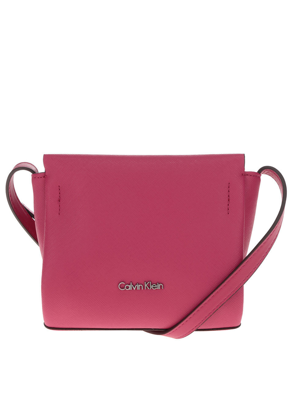 dfd002fd1 Ružová malá crossbody kabelka Calvin Klein Jeans Marissa | ZOOT.sk
