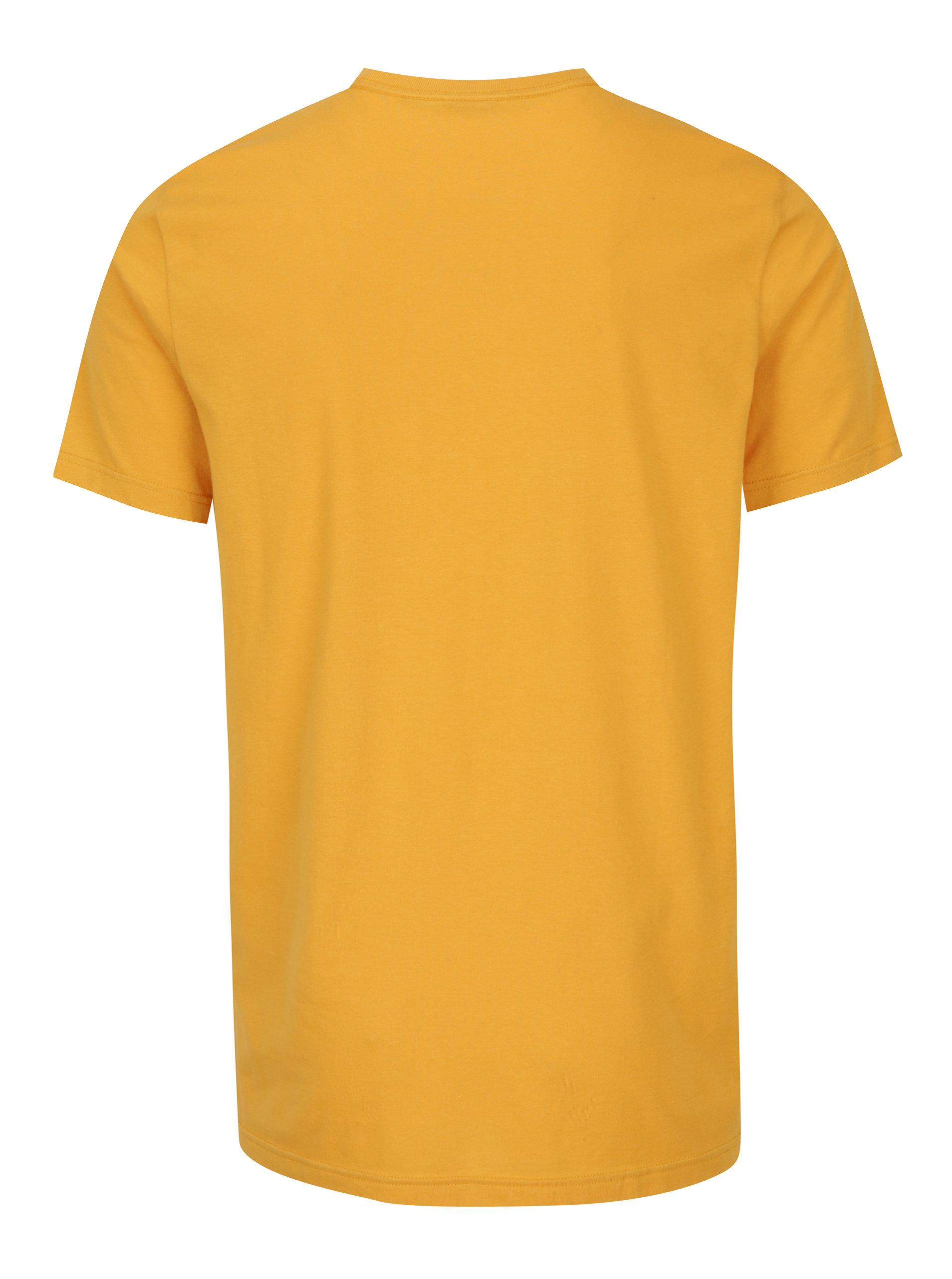 Žlté pánske tričko adidas Originals ... 83580902210