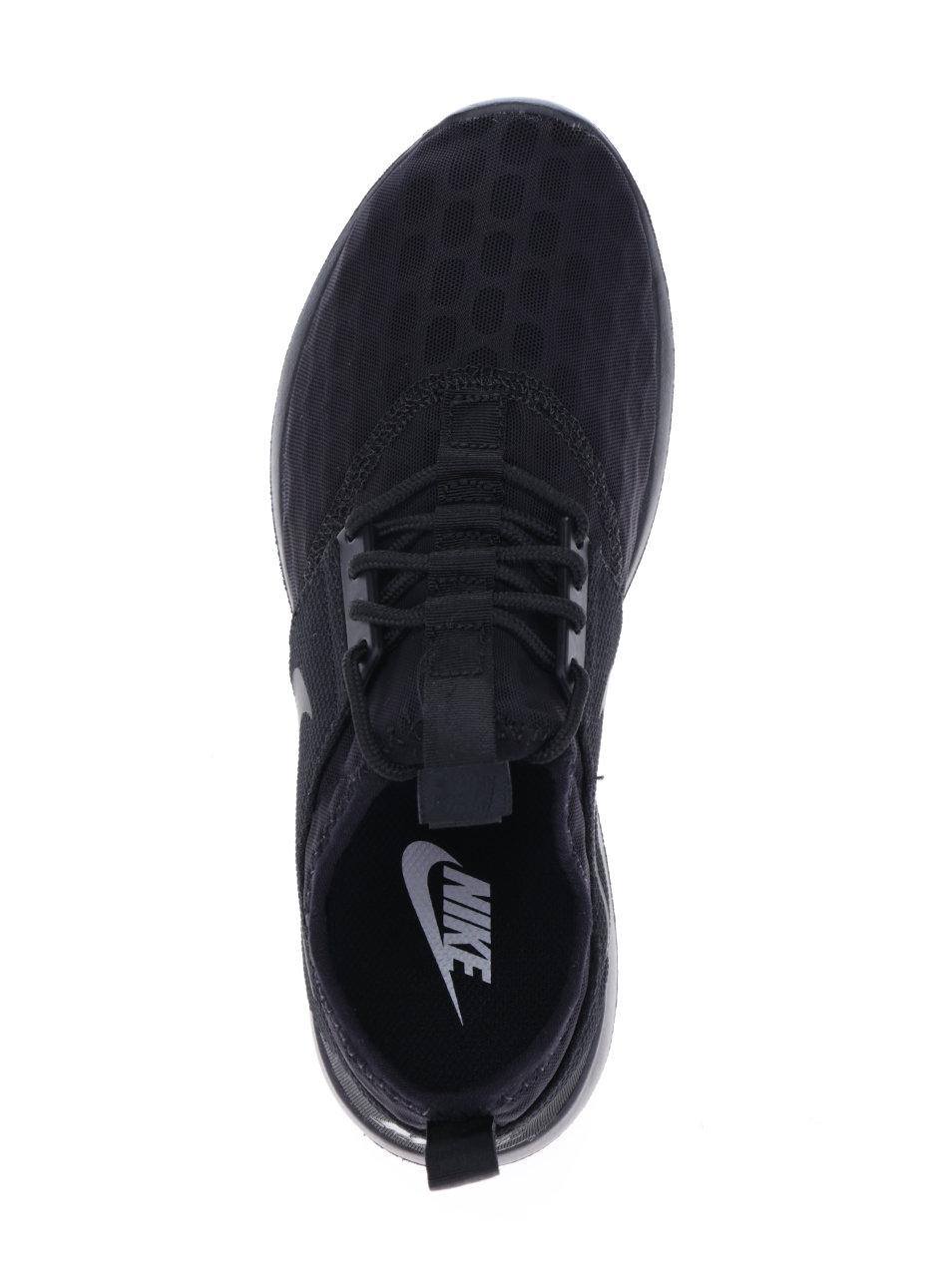 c991709a33ef Čierne dámske tenisky Nike Juvenate ...