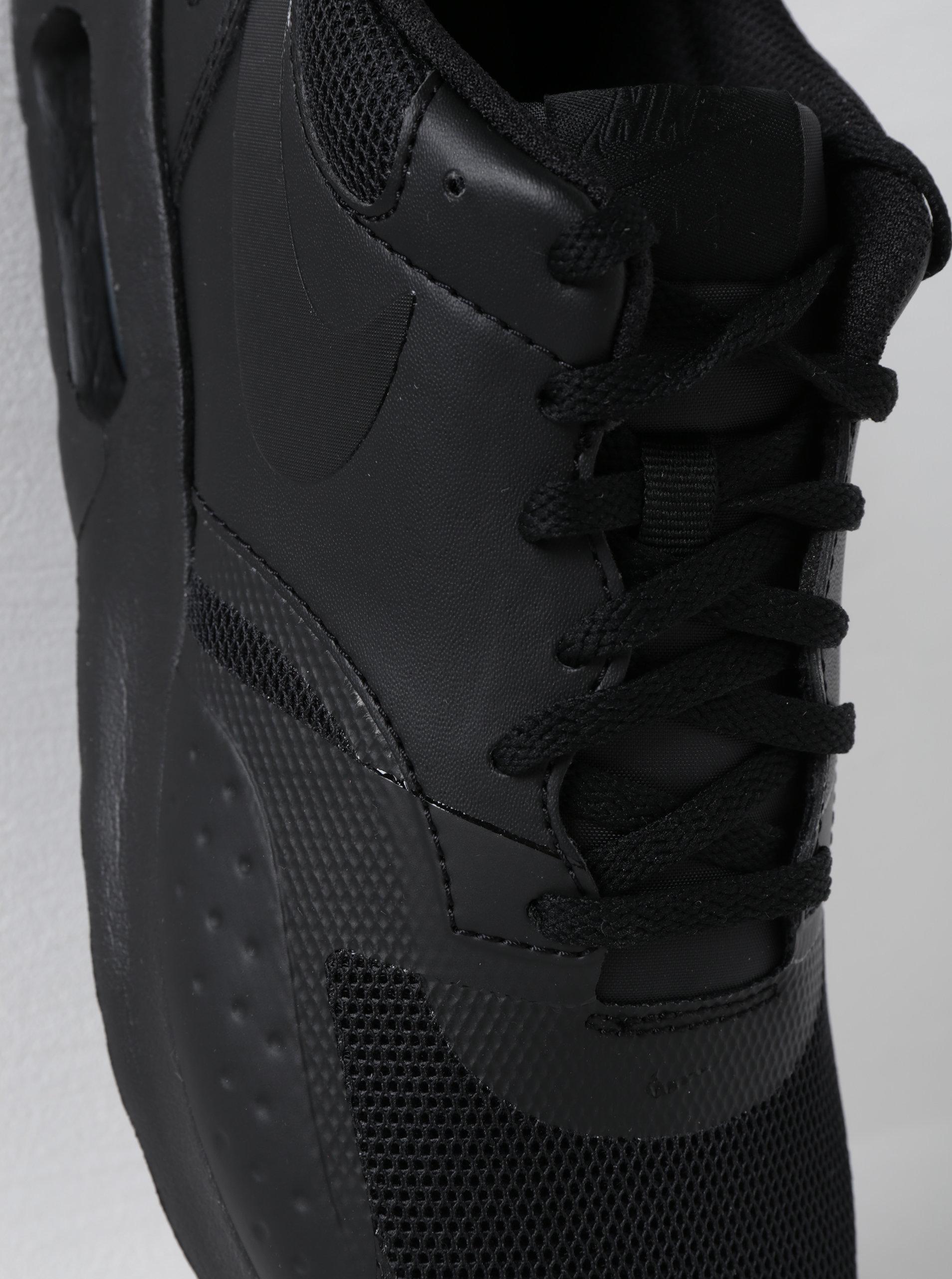 huge discount c7db4 f4059 Pantofi sport negri pentru barbati Nike Air Max Vision ...