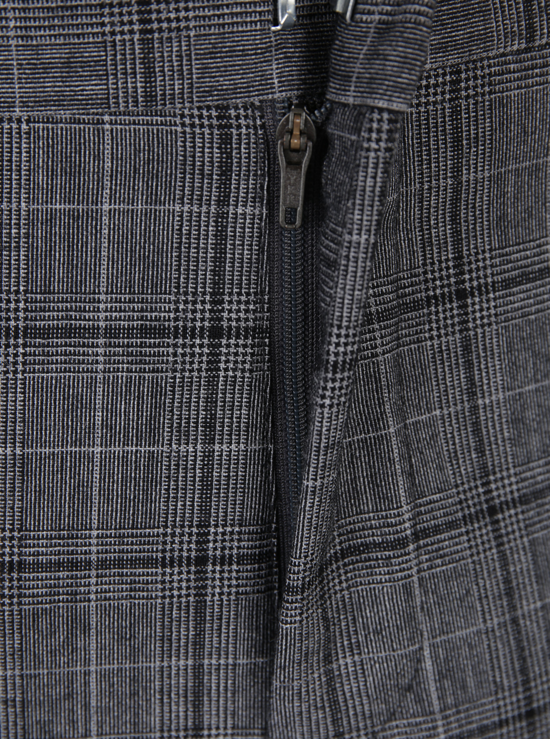 af003ca5b2 Sivé oblekové vlnené nohavice Jack   Jones Premium Ranton ...