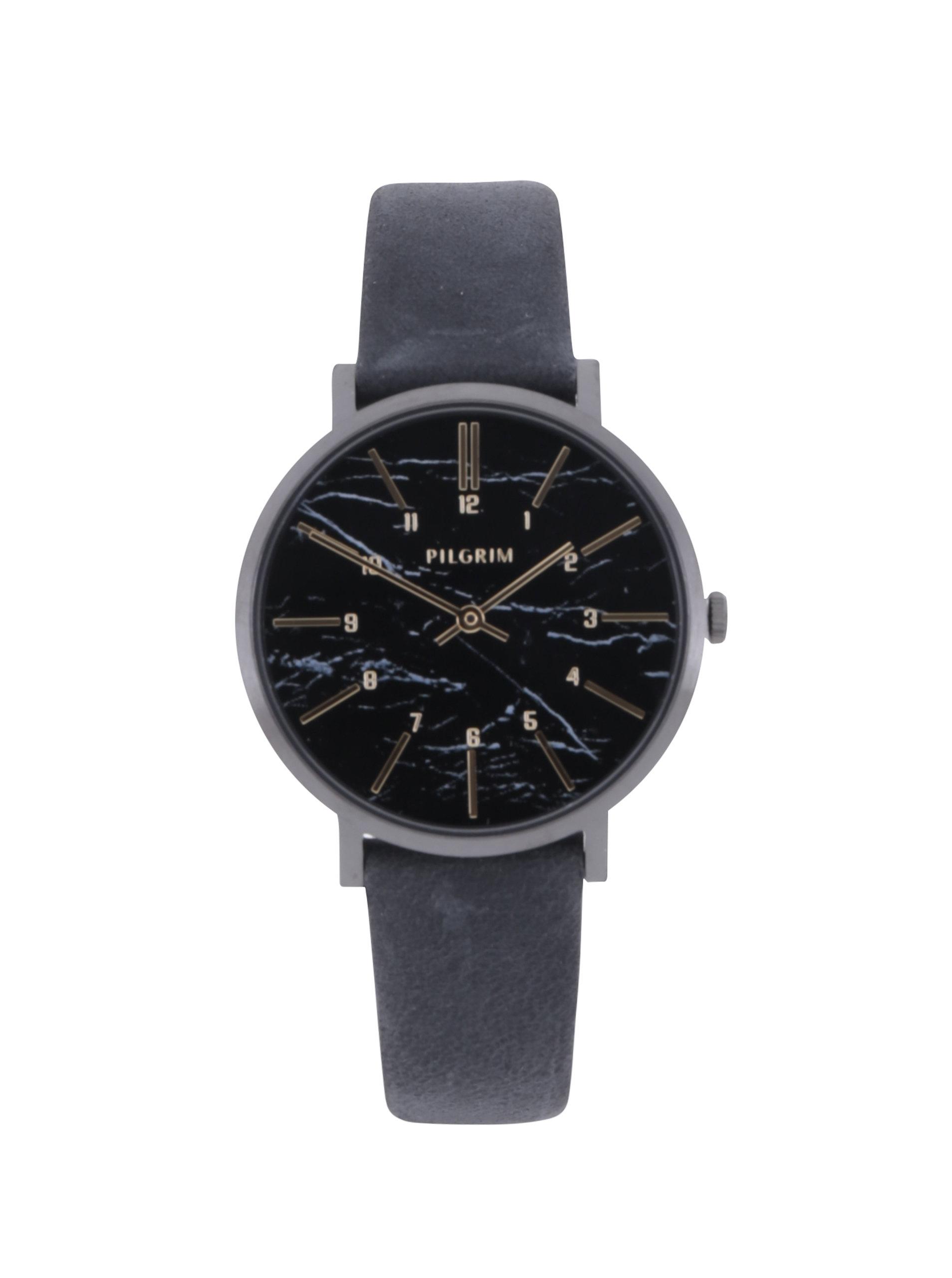Pozlacené hodinky v růžovozlaté barvě se zeleným silikonovým páskem ... 841b2dfe46