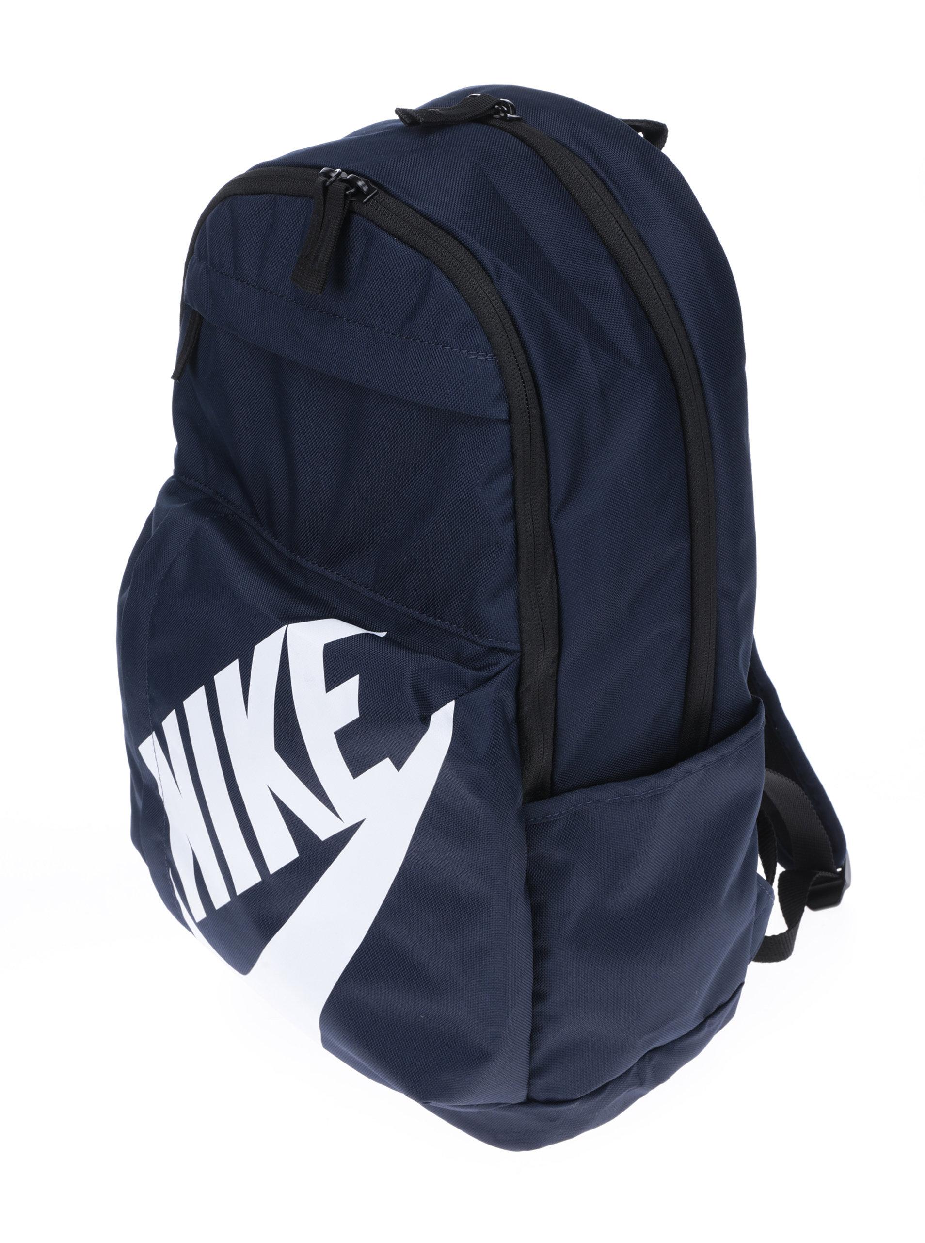 0e1d3ae90b Tmavomodrý batoh s potlačou Nike Elemental ...