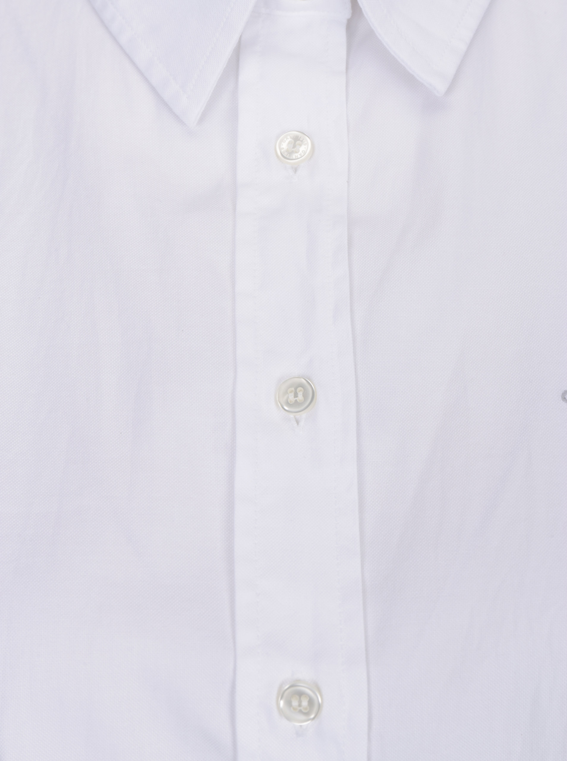 f7c8f70f538 Bílá dámská slim košile GANT ...