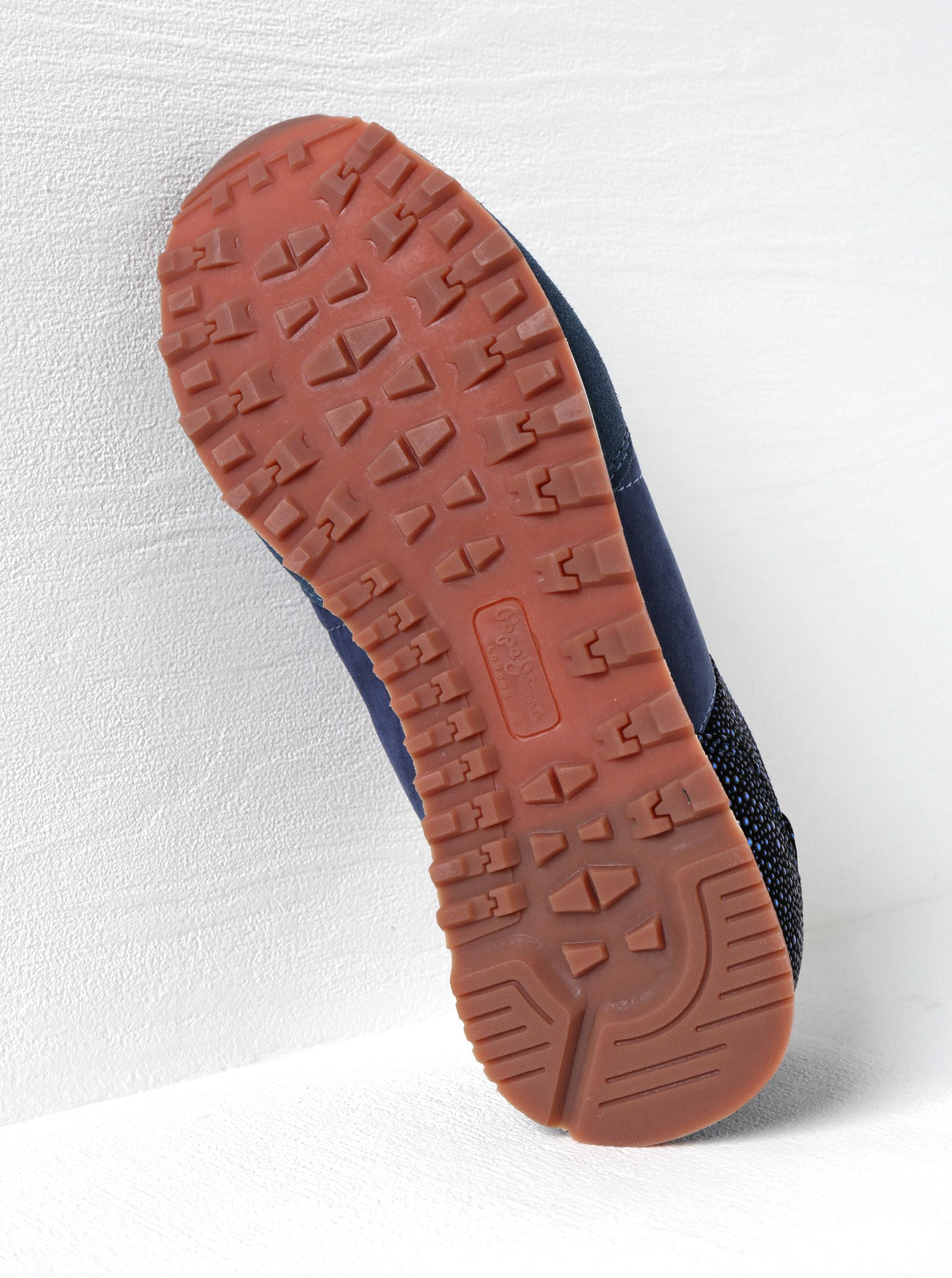 Modré dámske tenisky Pepe Jeans Verona Flash ... 60e884083c