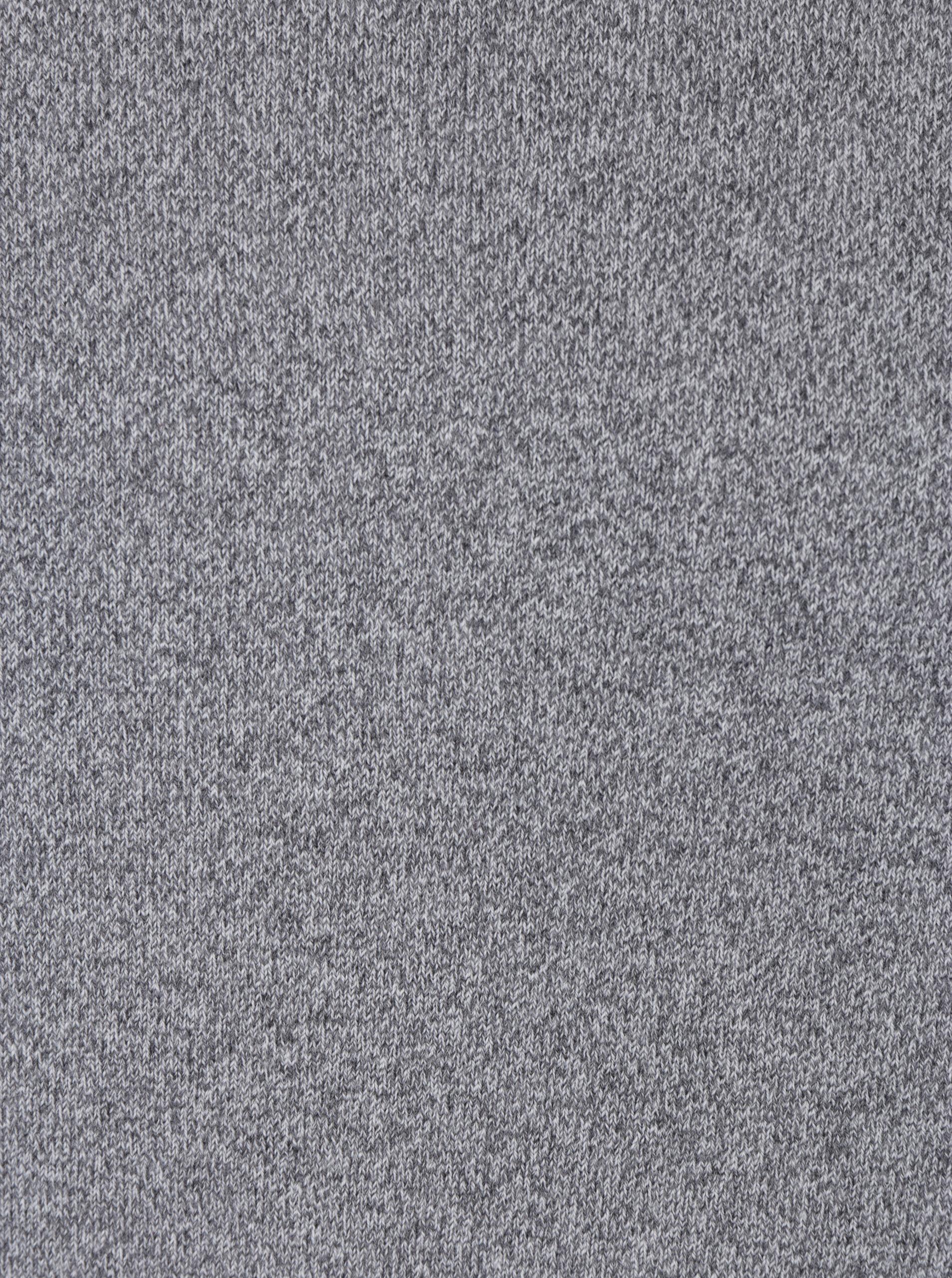 Šedý pánský svetr s příměsí hedvábí Tommy Hilfiger Elevated ... a2e00243eb