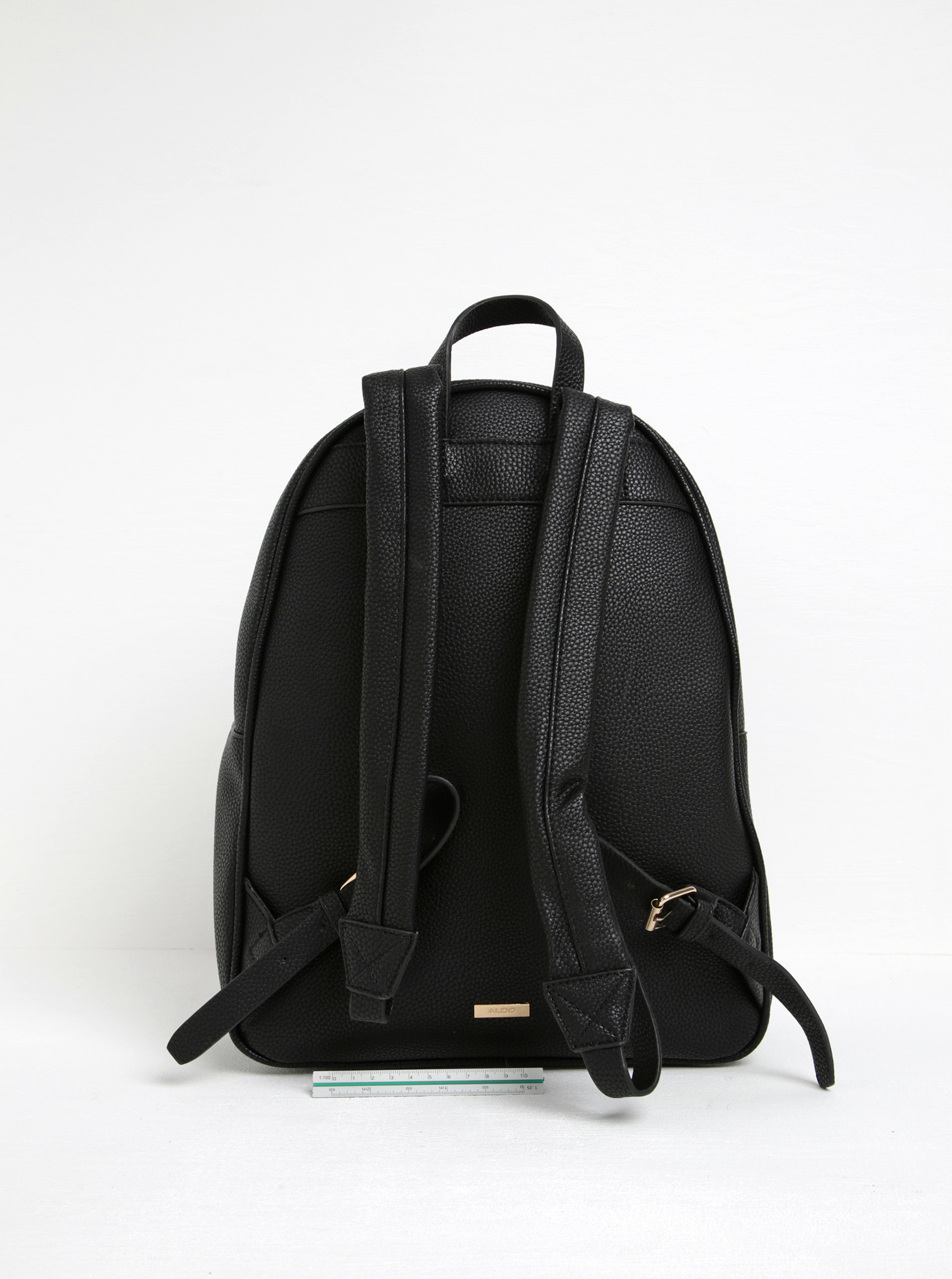 93e582e373e Černý batoh s nášivkami ALDO Weddingcake ...