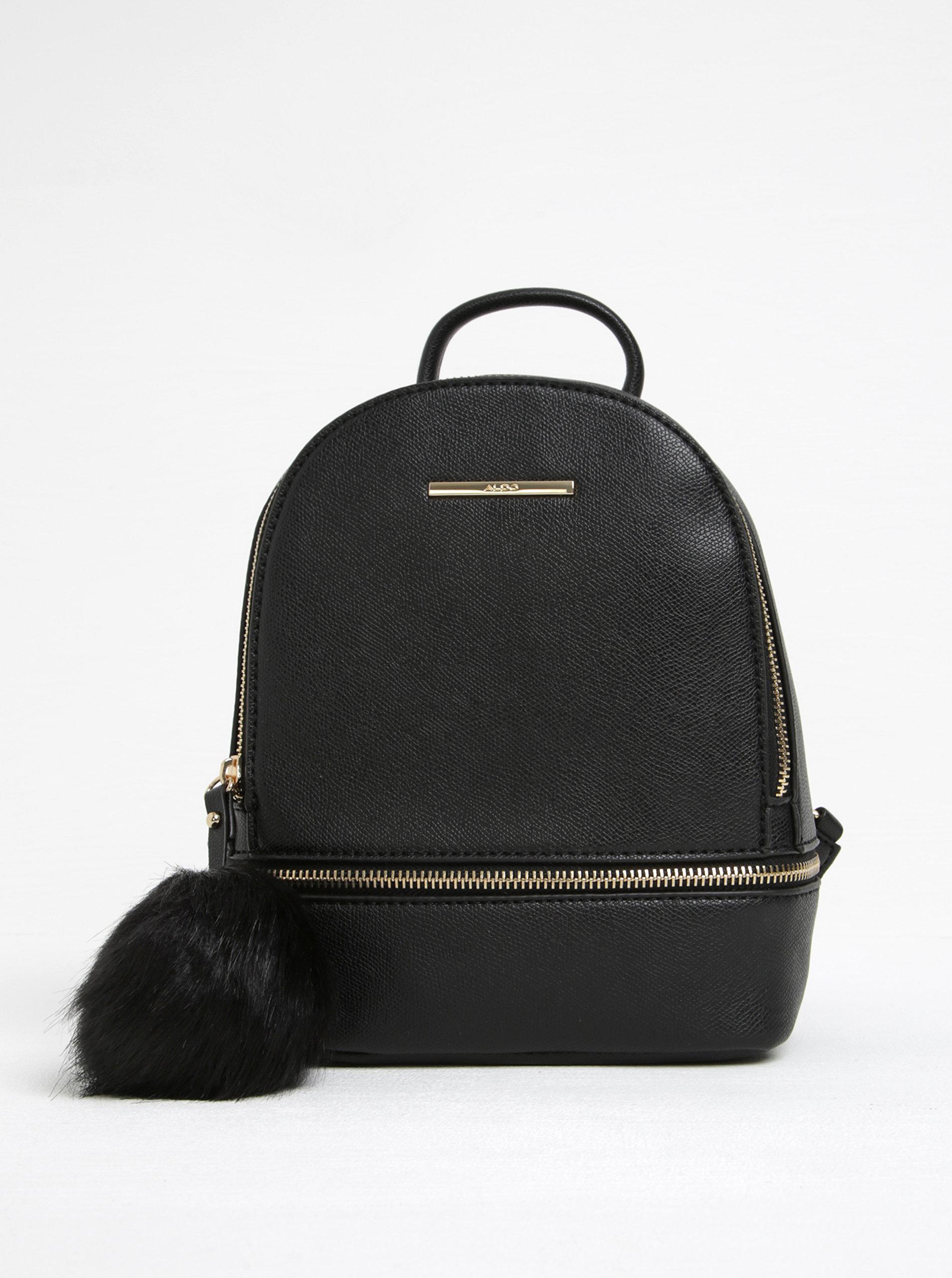 Černý dámský malý batoh ALDO Parma ... 75d4ba5a6a