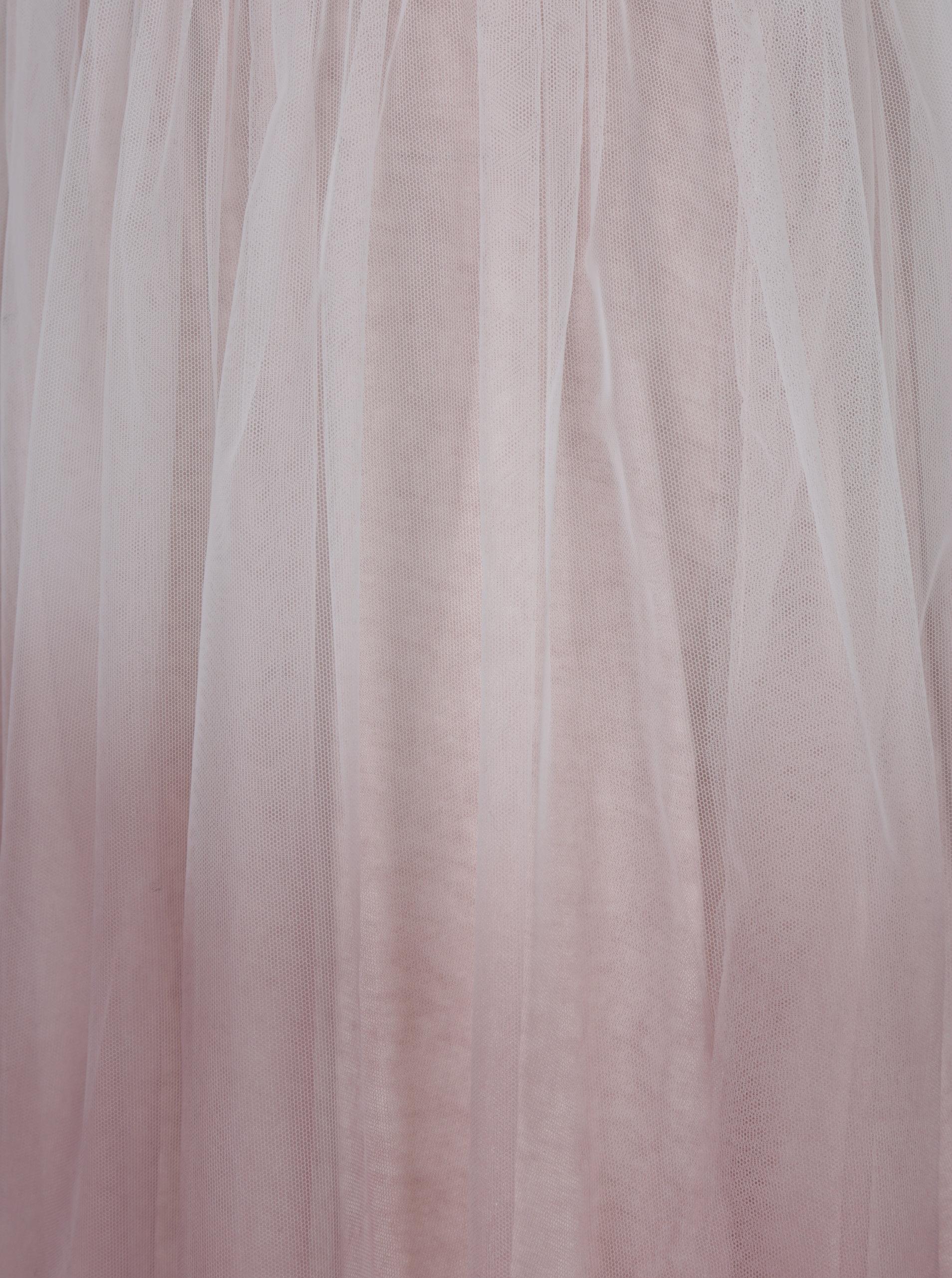 efd32c01b2b Starorůžová tylová sukně DEHA ...