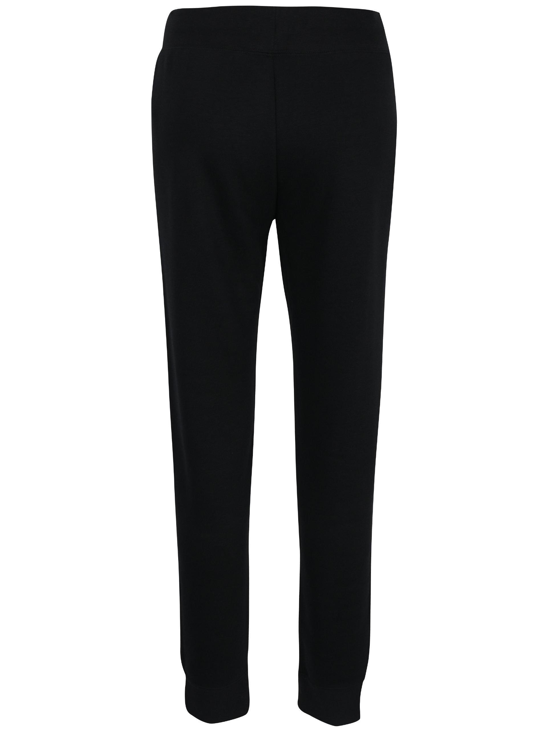 Černé dámské basic tepláky Nike Sportswear Modern ... d11c8e572e