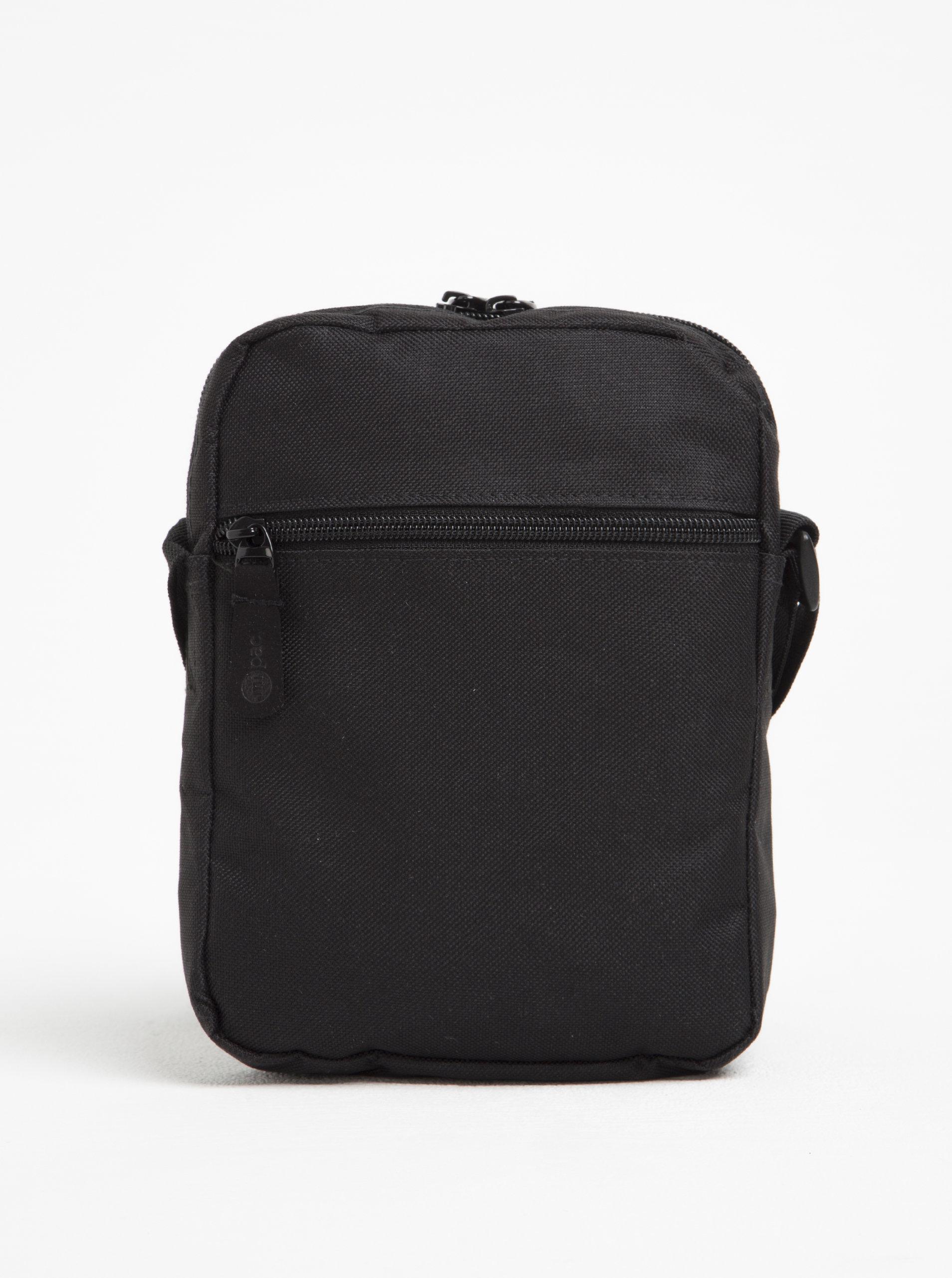 5550df7f88 Černá pánská crossbody taška Mi-Pac Flight Bag Classic ...