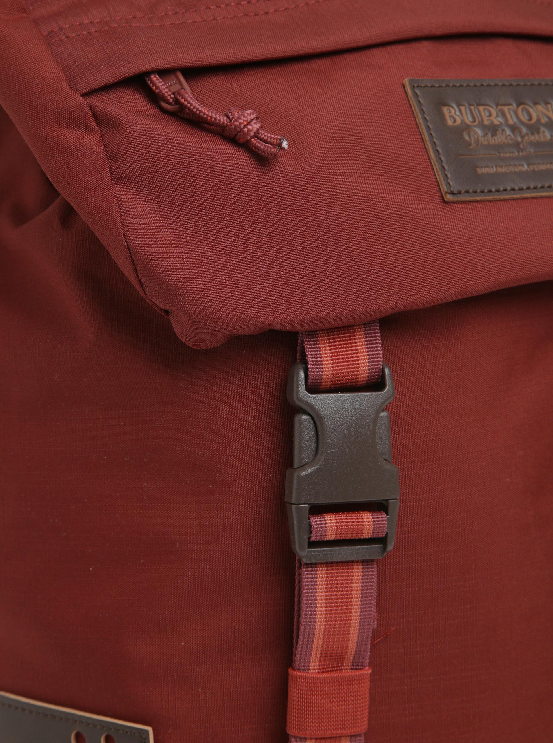 Cihlový batoh Burton Tinder 25 l ... ecf9c9b42f