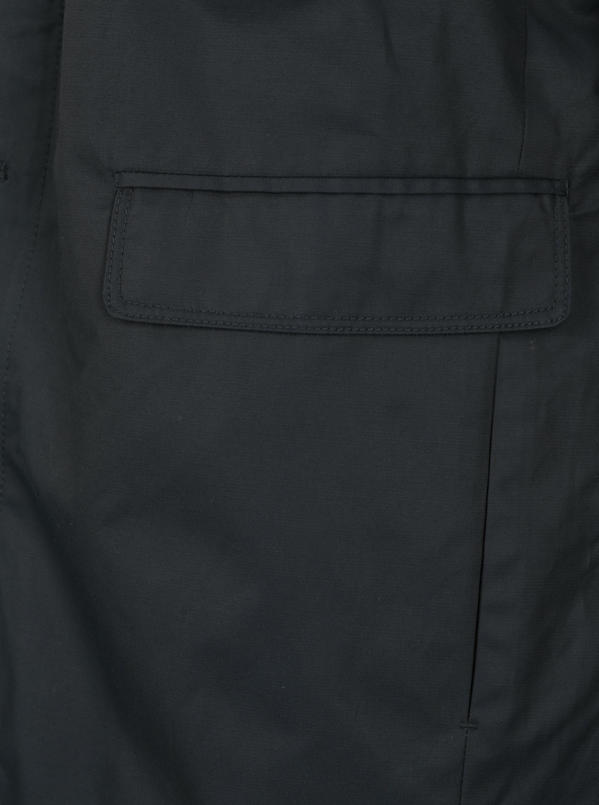 c629cdbf4f Tmavomodrá pánska bunda Selected Homme Gregory ...