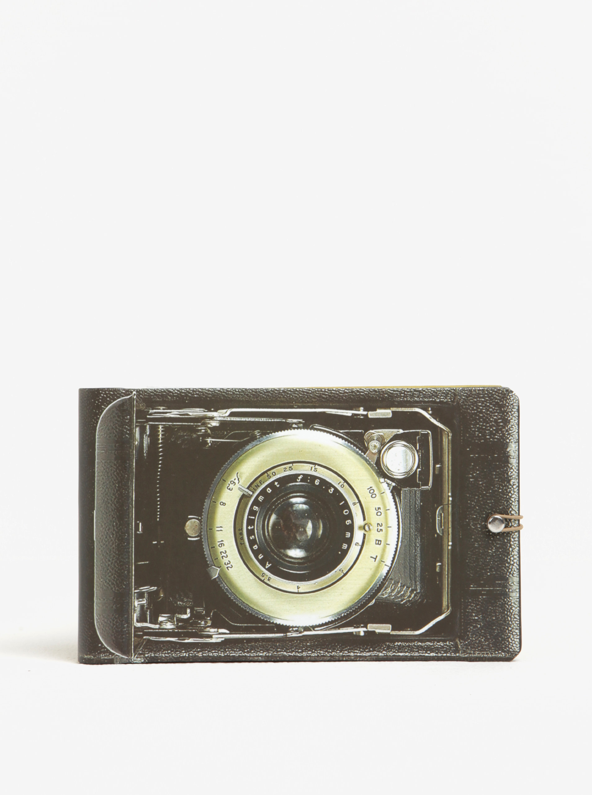 267495e899f Fotoalbum s motivem fotoaparátu Galison ...