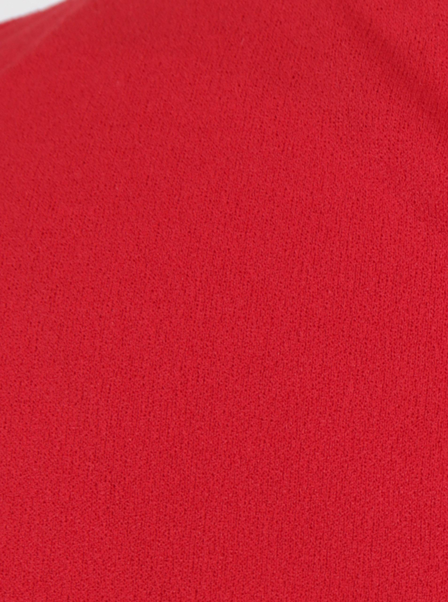 Červené puzdrové šaty AX Paris ... bab0a9d9ee3