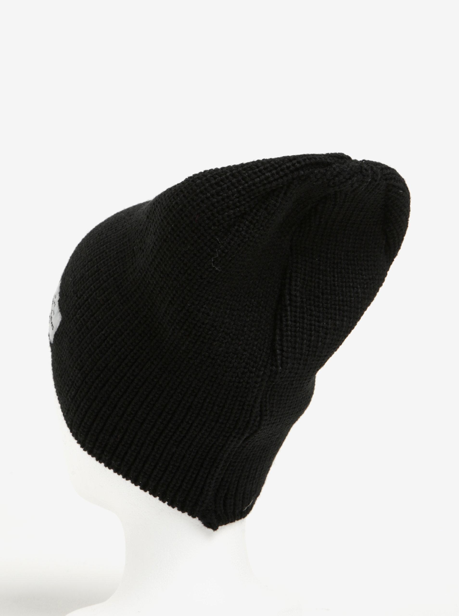 ece8a0a660f Černá dámská zimní čepice Horsefeathers Berta ...