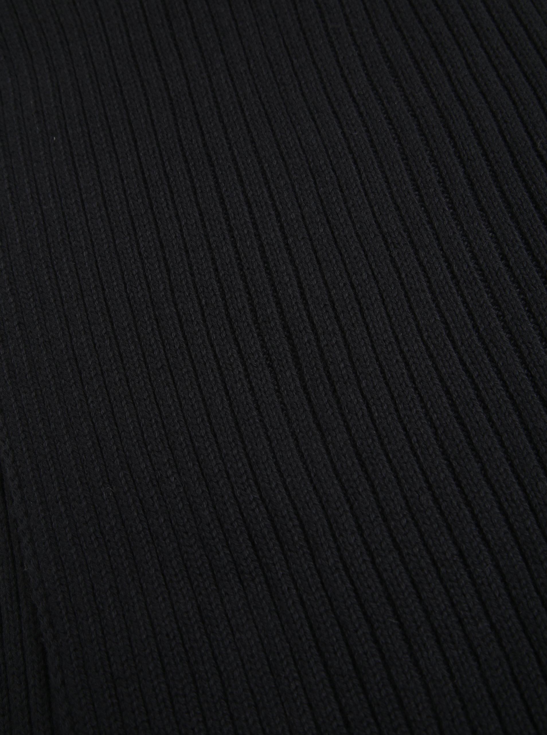 a4a1e806a2 Černá pánská šála Calvin Klein Jeans Octave ...