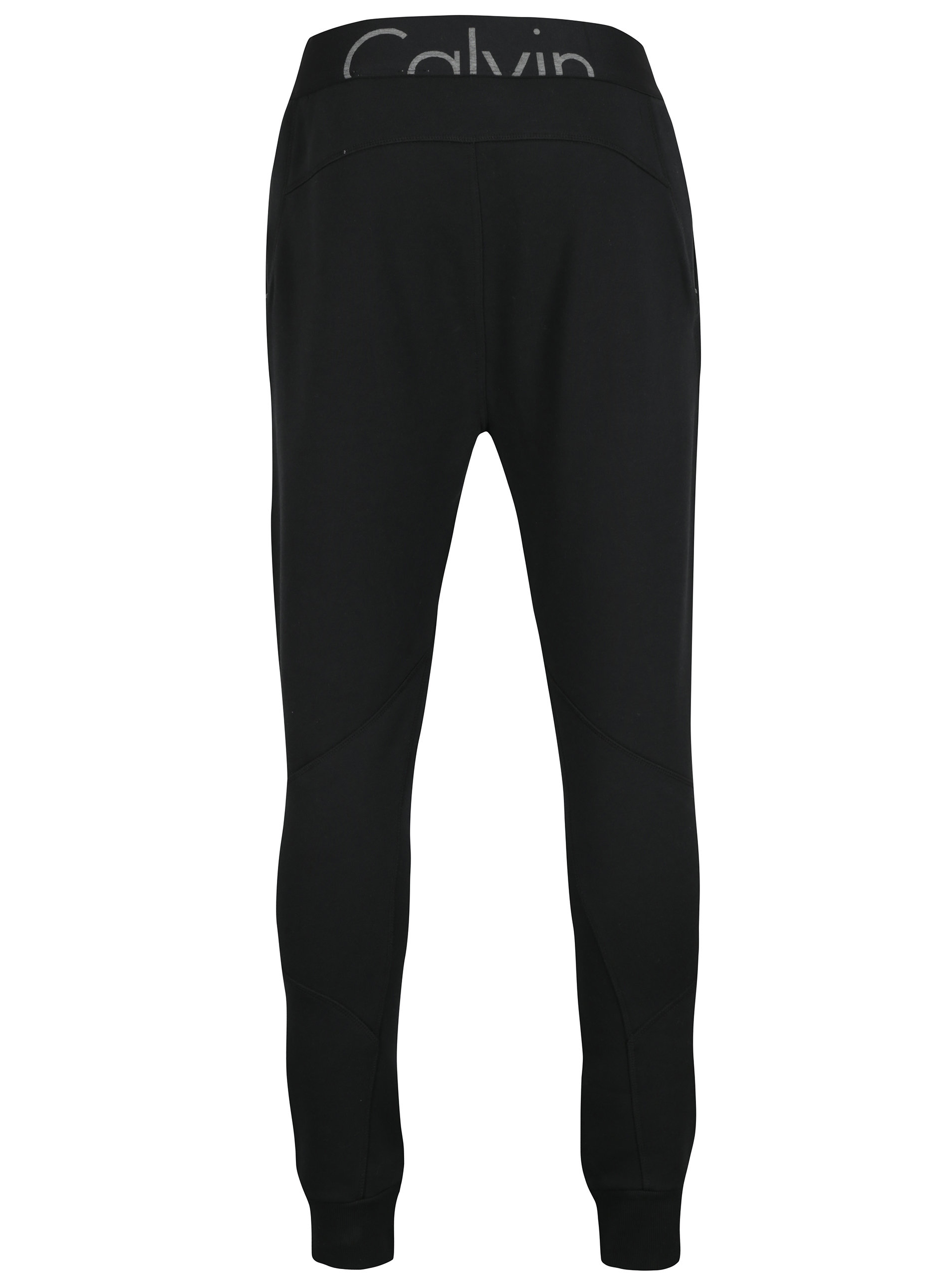 Černé pánské tepláky s kapsami na zip Calvin Klein Jeans Hiro ... 13056615fd