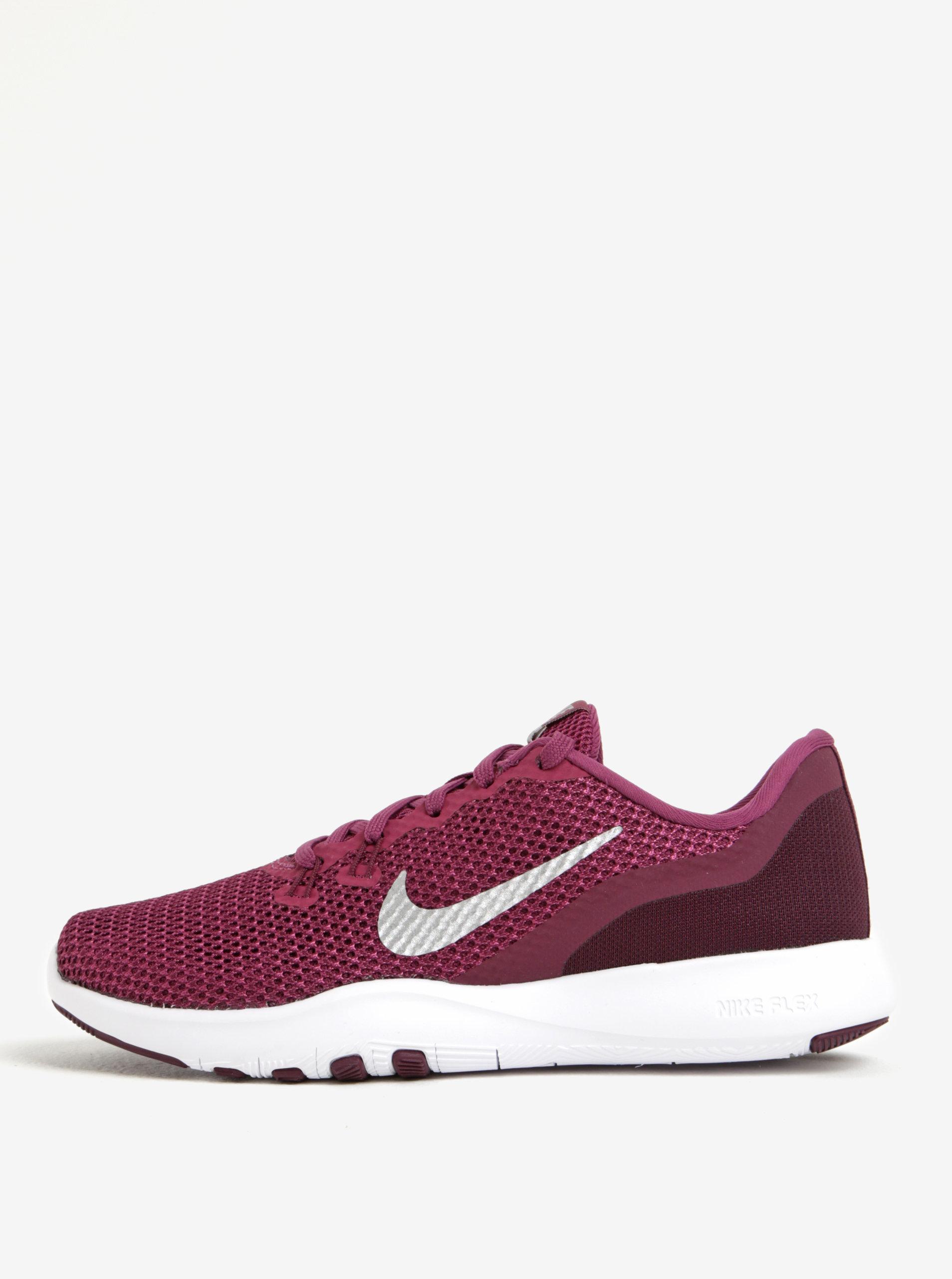4c72b999e4 Fialové dámske tenisky Nike Flex TR 7 ...