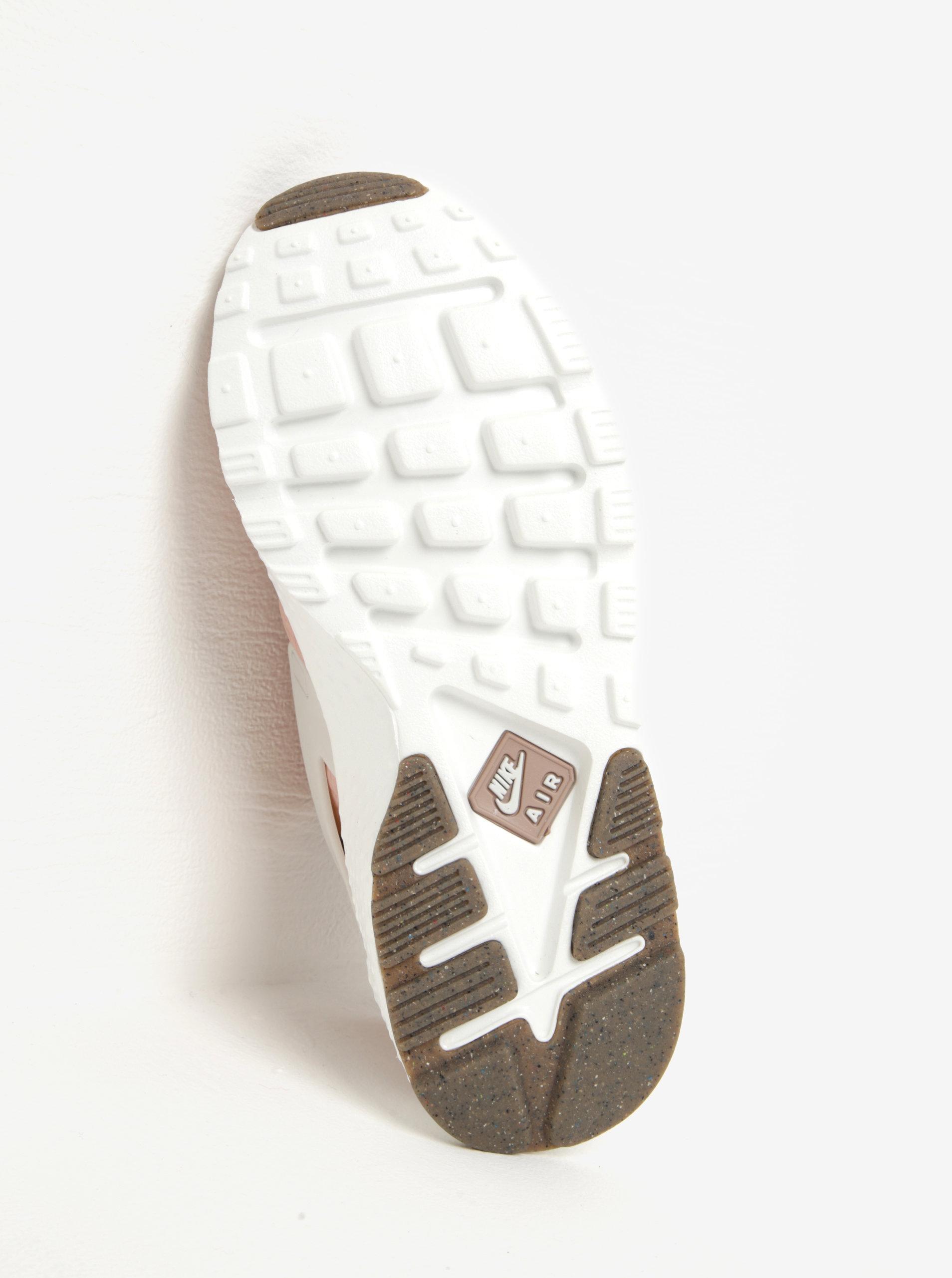5875427755f Světle růžové dámské tenisky Nike Air Huarache run ...