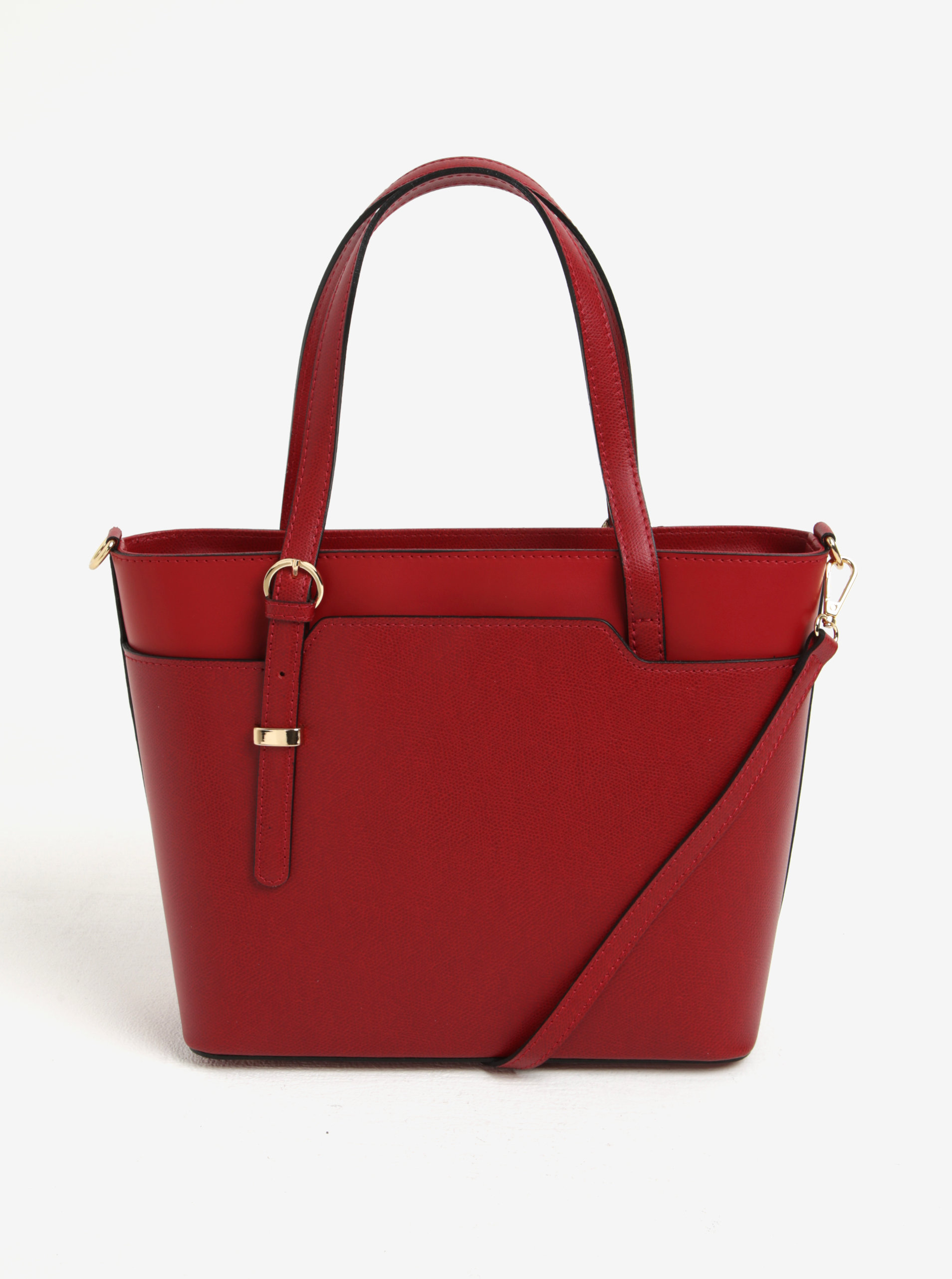 89d687fe36 Červená dámska kožená kabelka do ruky crossbody kabelka s hadím vzorom KARA  ...