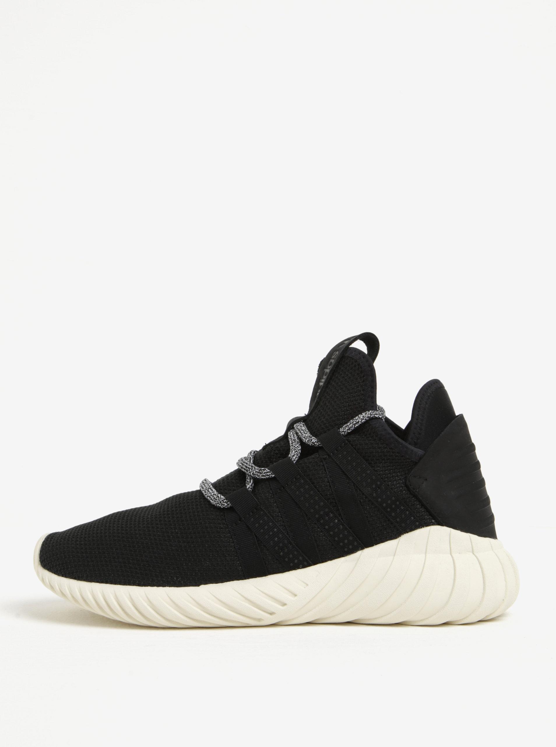 Čierne dámske tenisky adidas Originals Tubular ... ba8717d0754