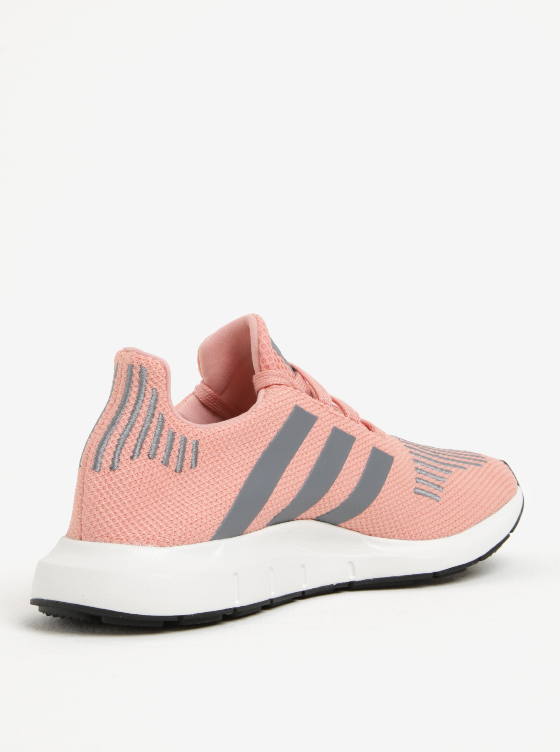 9c4619affe Světle růžové dámské tenisky adidas Originals Swift Run ...