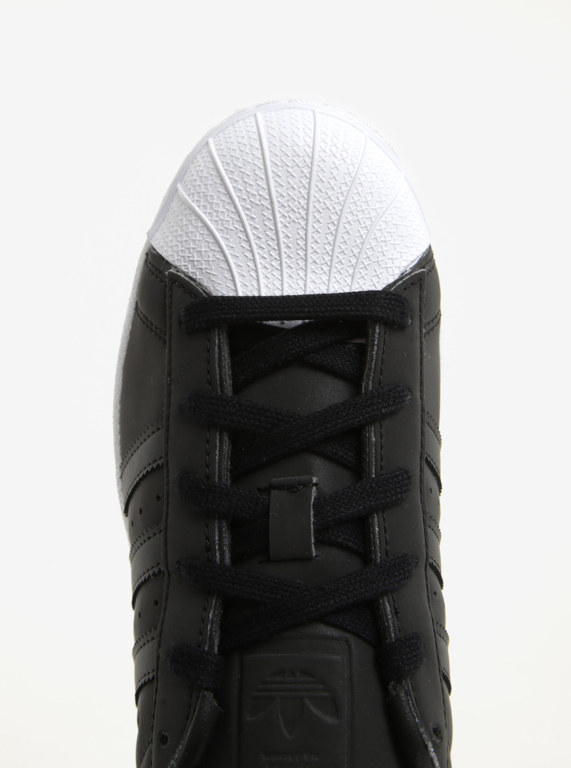 Čierne dámske tenisky adidas Originals Superstar ... ceb7f2cab13