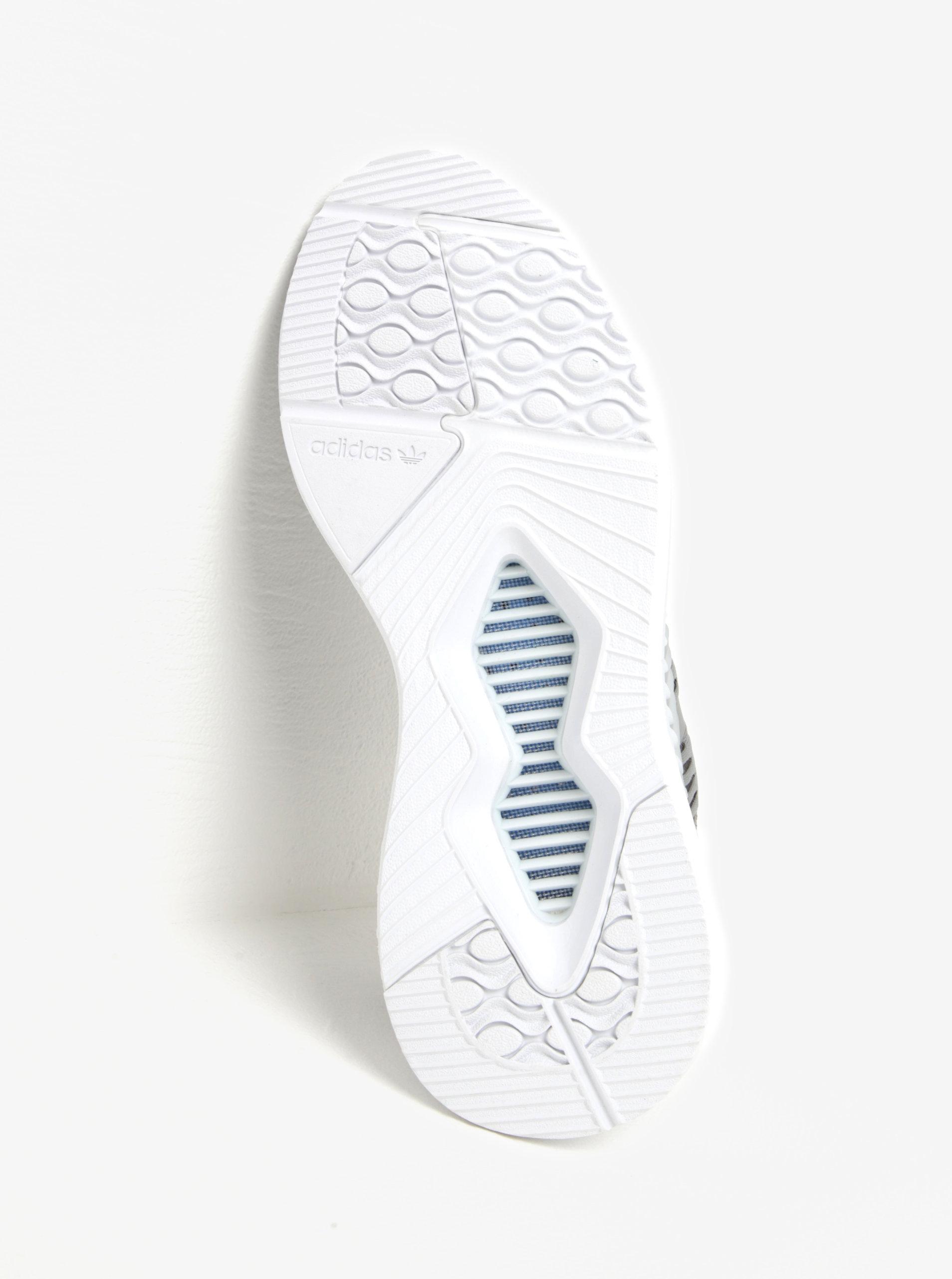 944cc06e07f Šedé dámské perforované tenisky adidas Originals ClimaCool ...