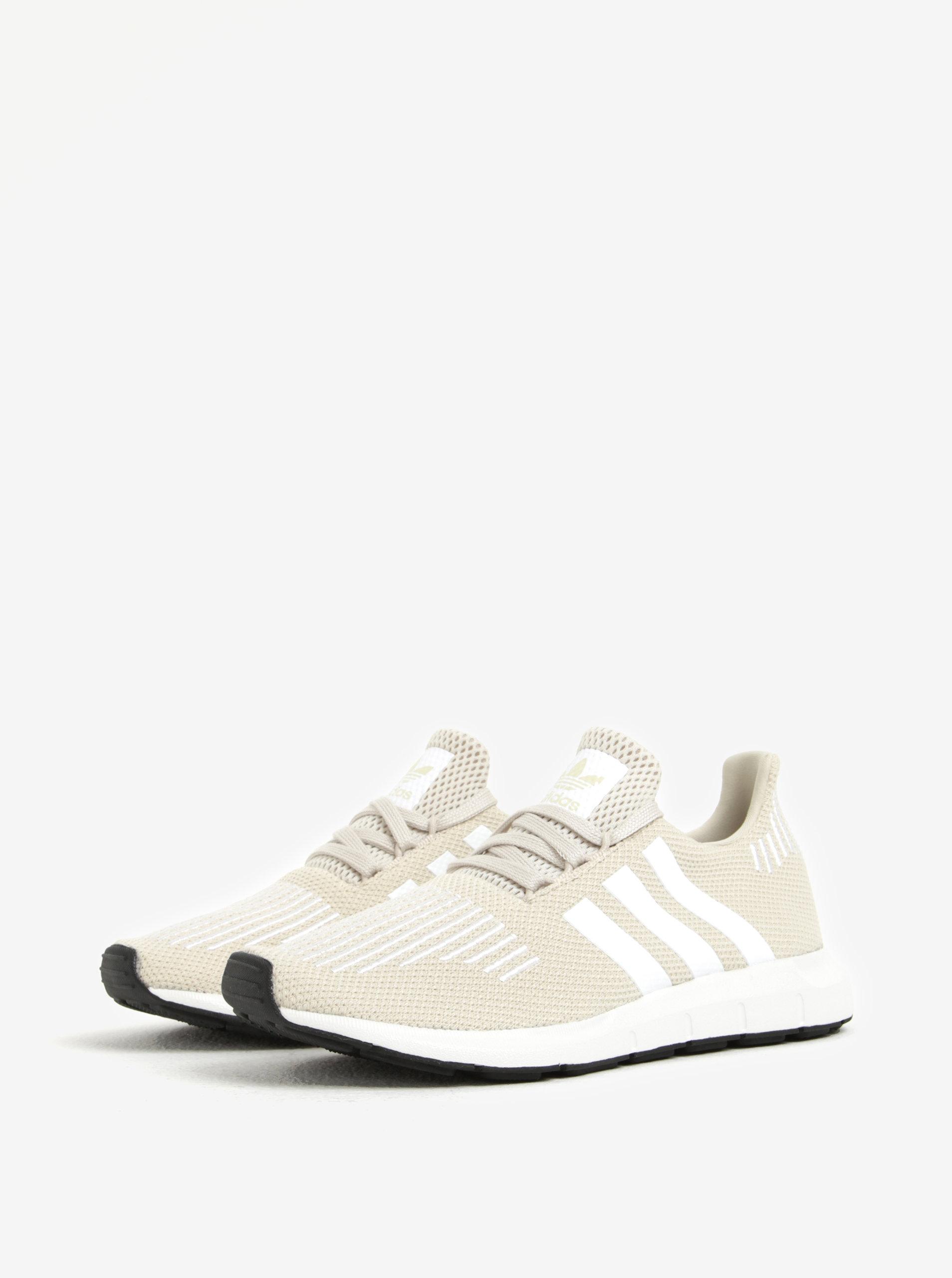 f76dcb4a29e4c Béžové dámske tenisky adidas Originals Swift Run | ZOOT.sk