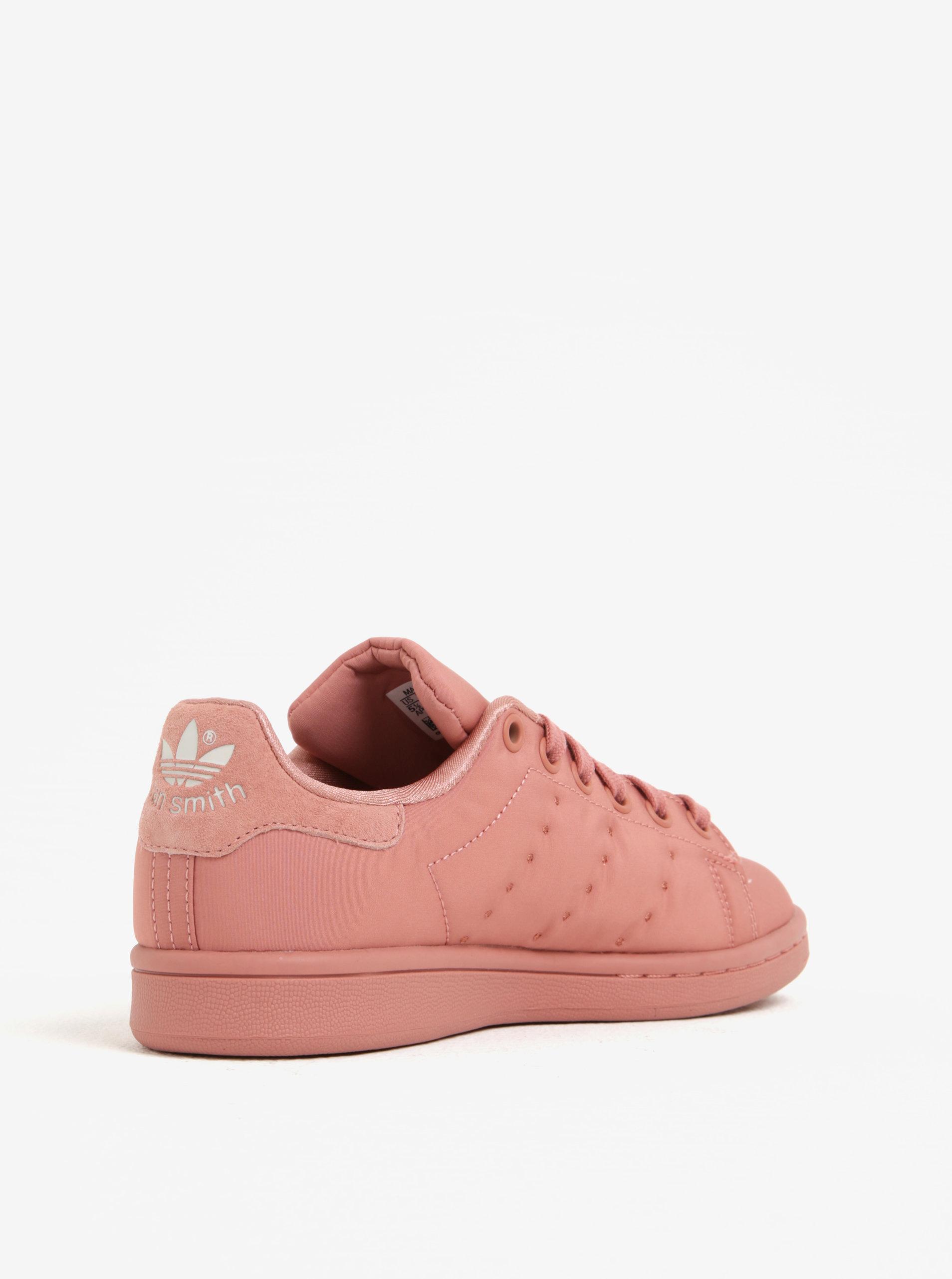 1e26a26d58adc Ružové dámske tenisky adidas Originals Stan Smith | ZOOT.sk