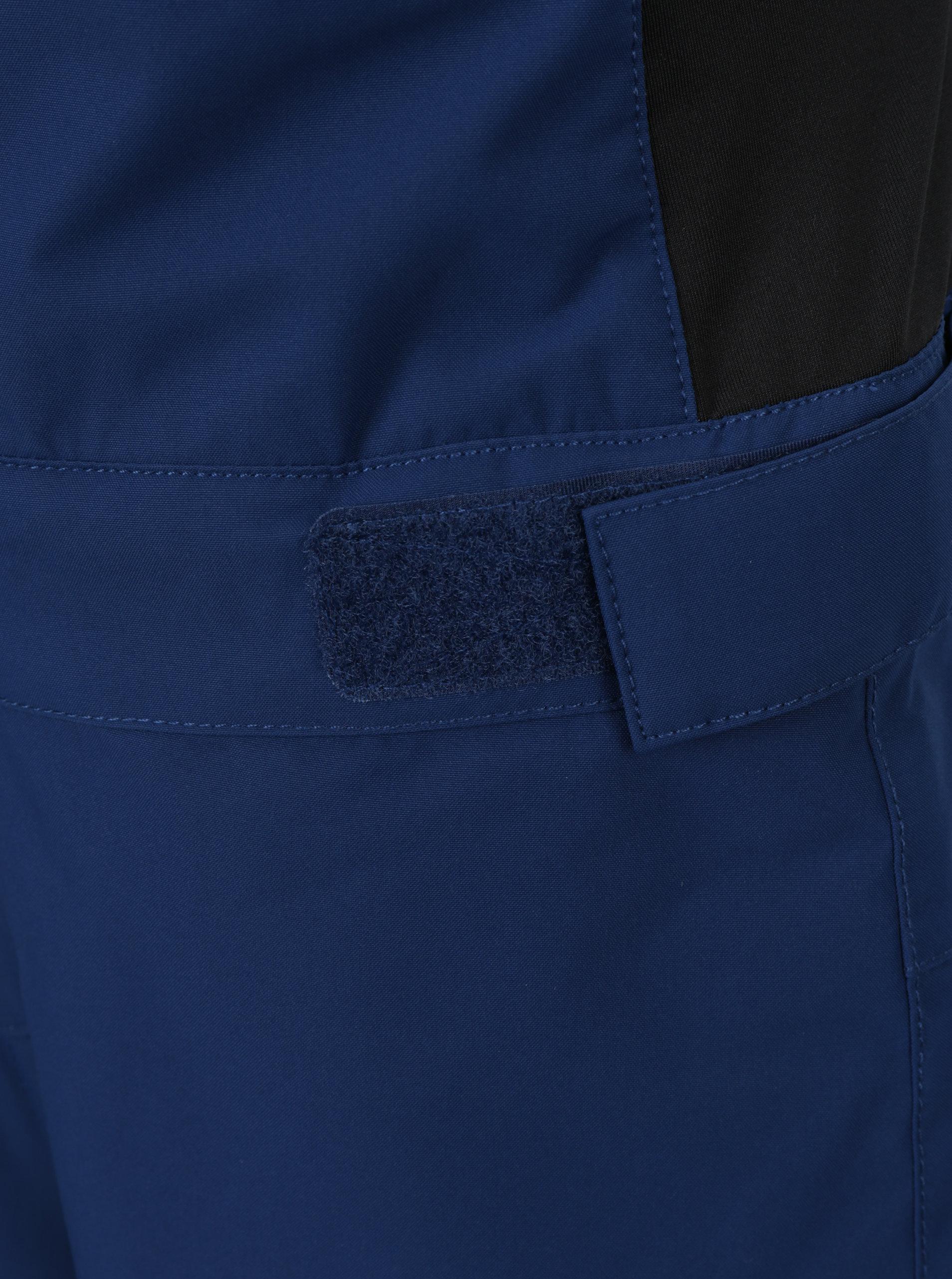 ea8375b6b8e6 Modré chlapčenské vodovzdorné funkčné oteplovačky Quiksilver Boogie ...