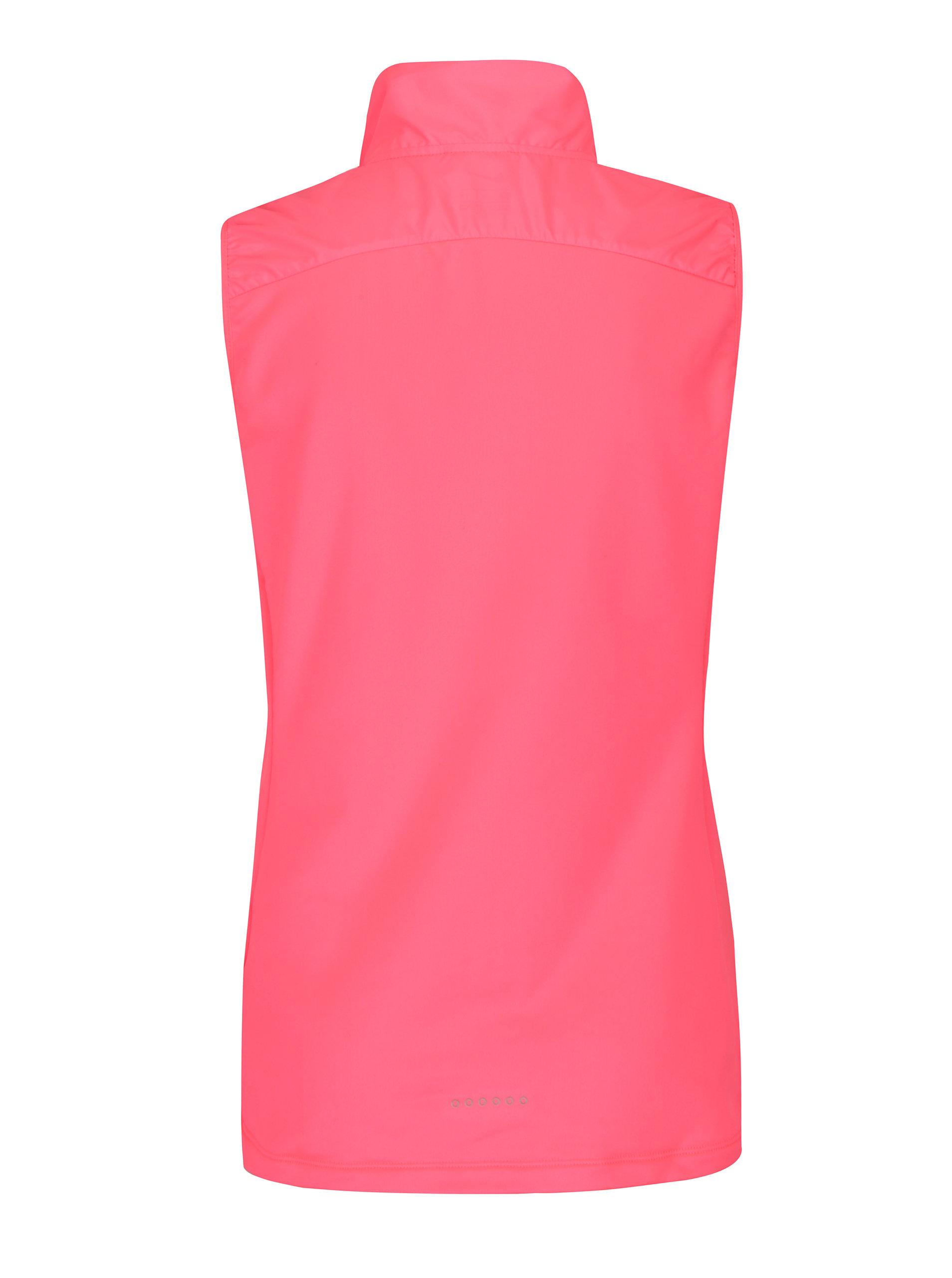 f0442a063 Ružová dámska funkčná vesta Nike | ZOOT.sk