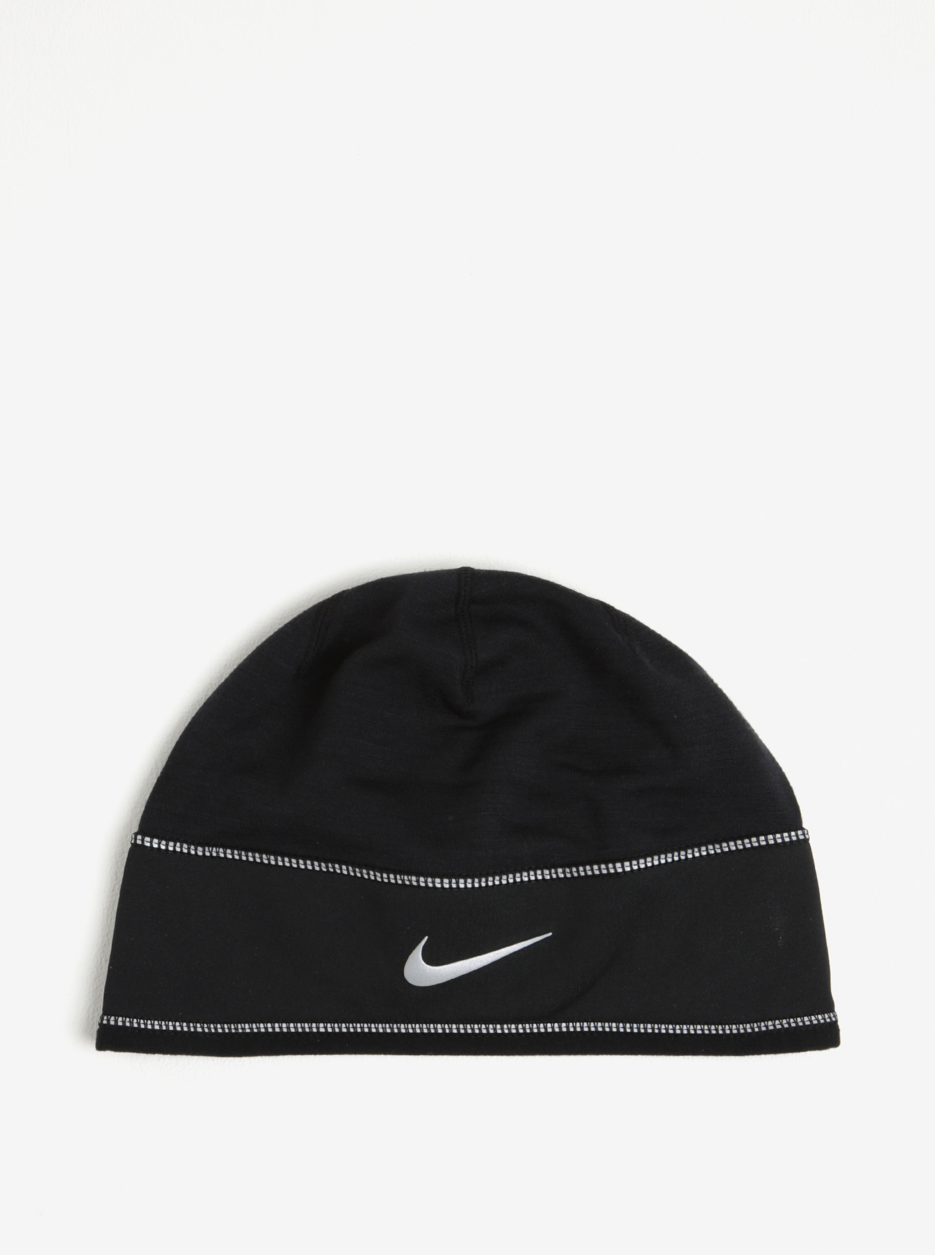acdea9247 Čierna dámska športová čiapka s prímesou vlny Nike Beanie | ZOOT.sk