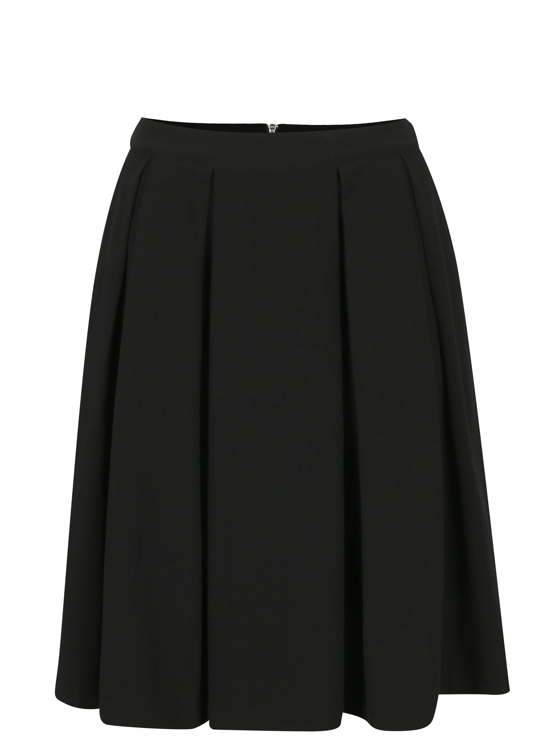06a2dcc8c453 Čierna áčková sukňa Broadway Nawa ...