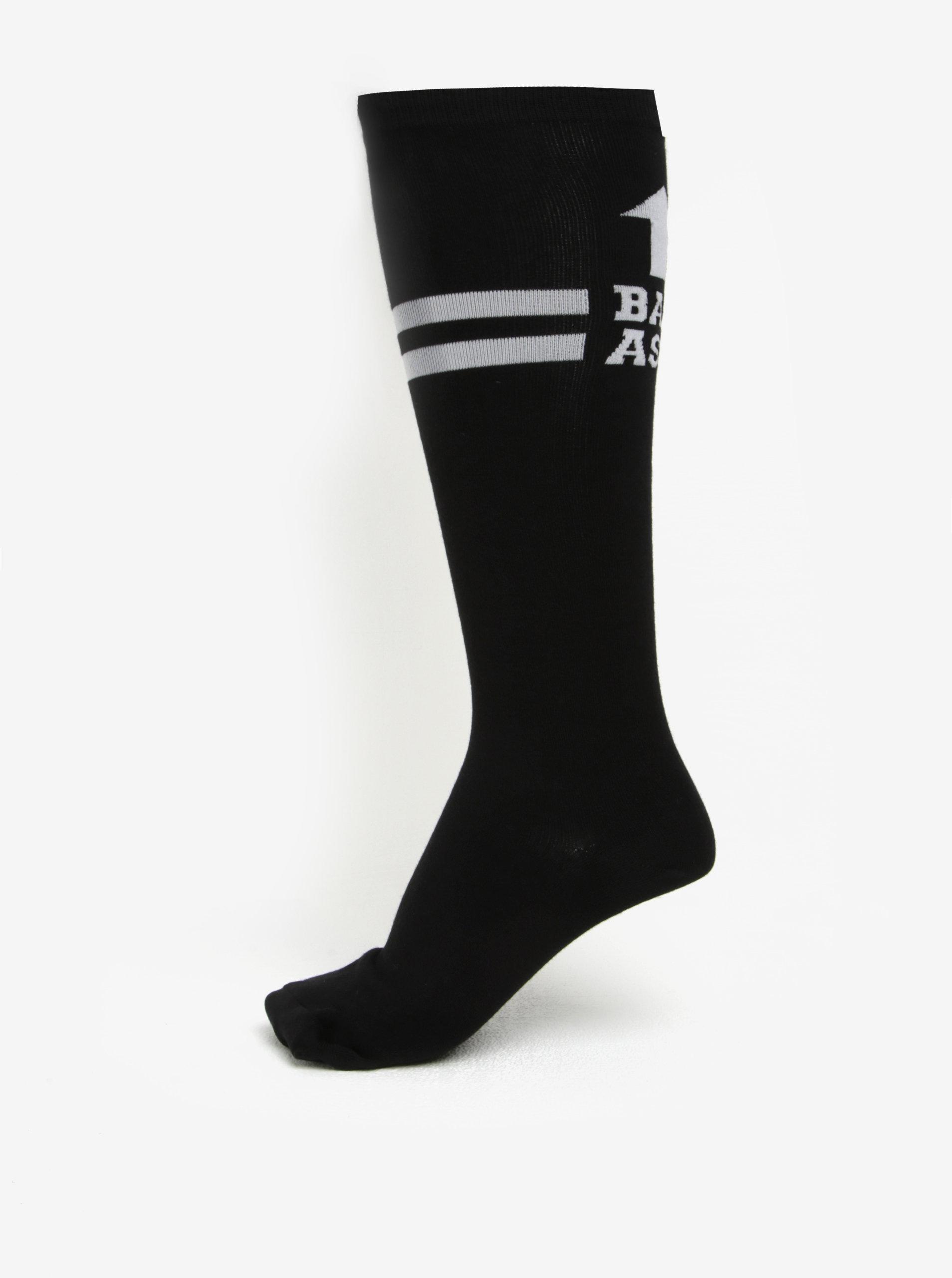 2f13e5f088b Černé dámské podkolenky Sock It to Me Badass ...