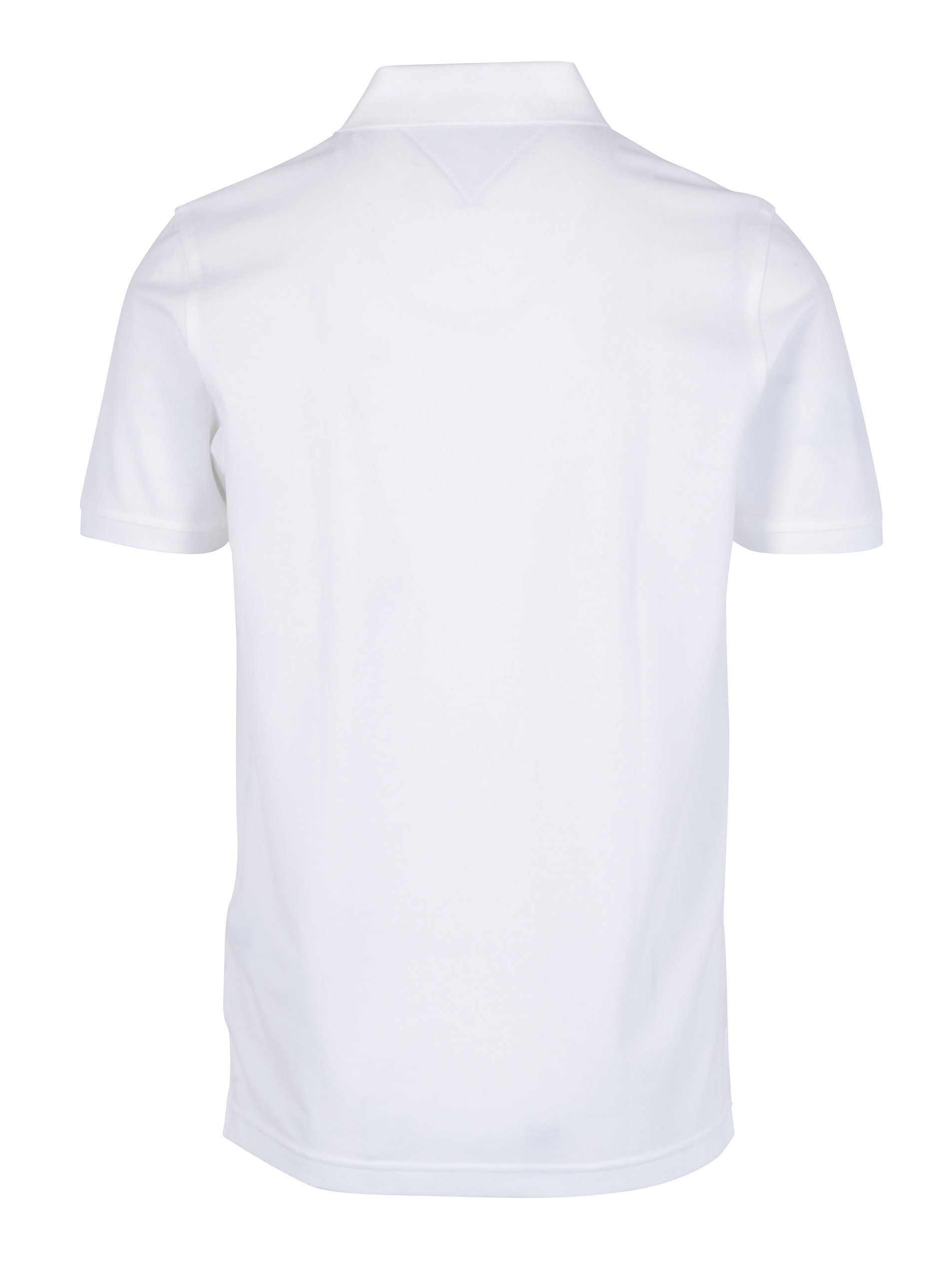 Bílé pánské polo tričko Tommy Hilfiger Luxury ... 8d3eaa4e137