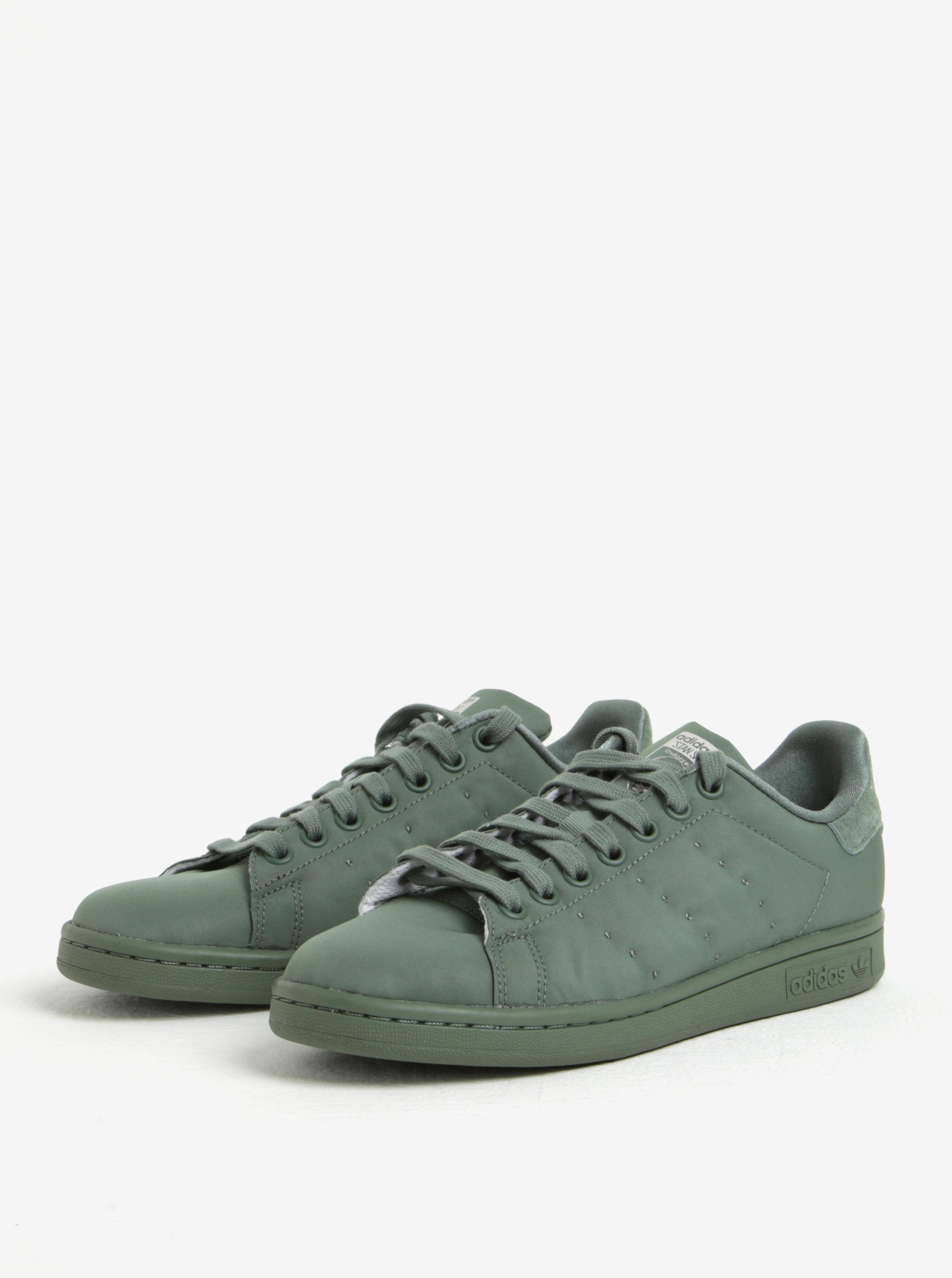 Zelené dámske tenisky adidas Originals Stan Smith ... 39dc366bc88