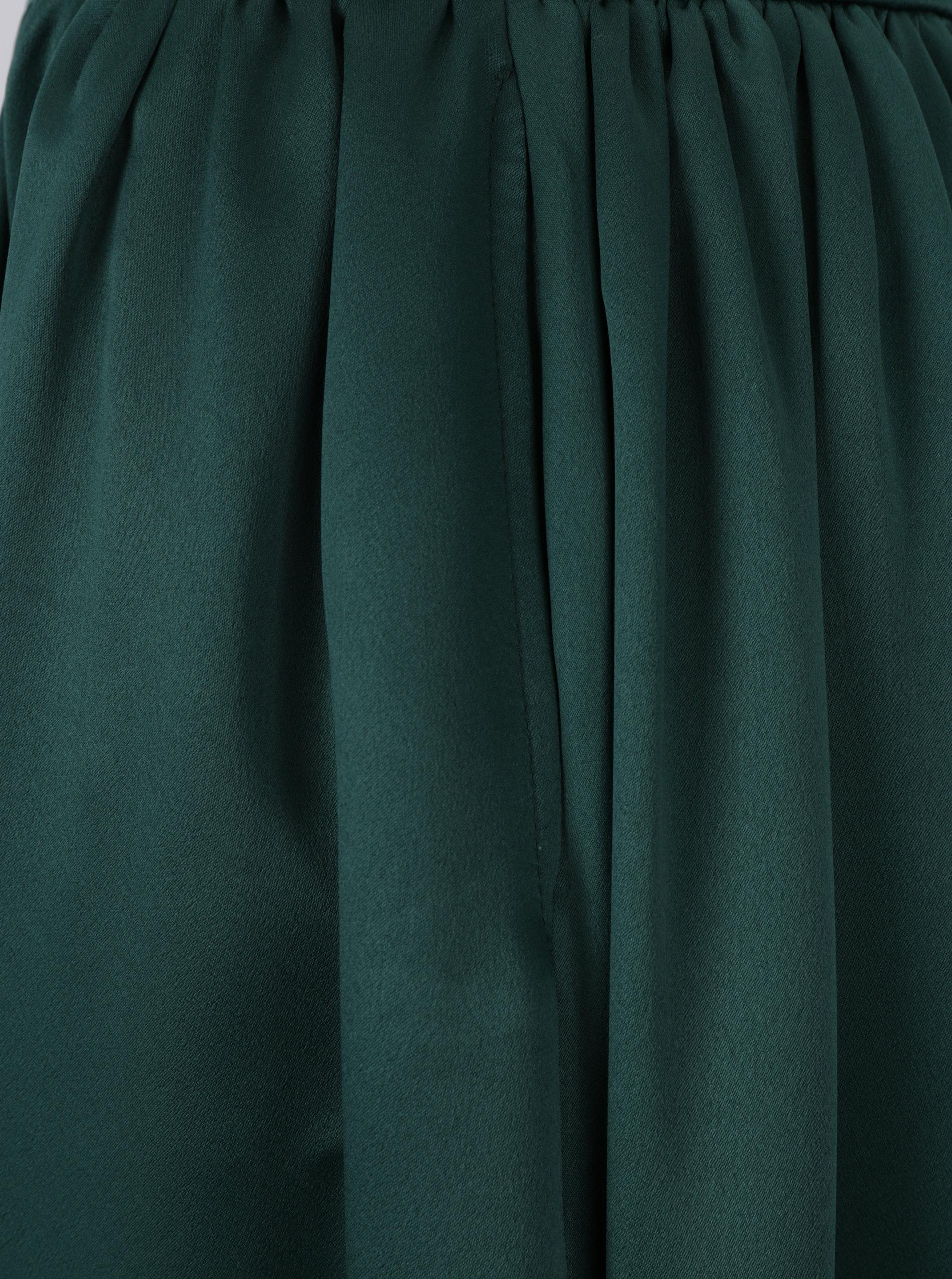 44c6006bb07b Zelená maxi sukně ZOOT - Akční cena