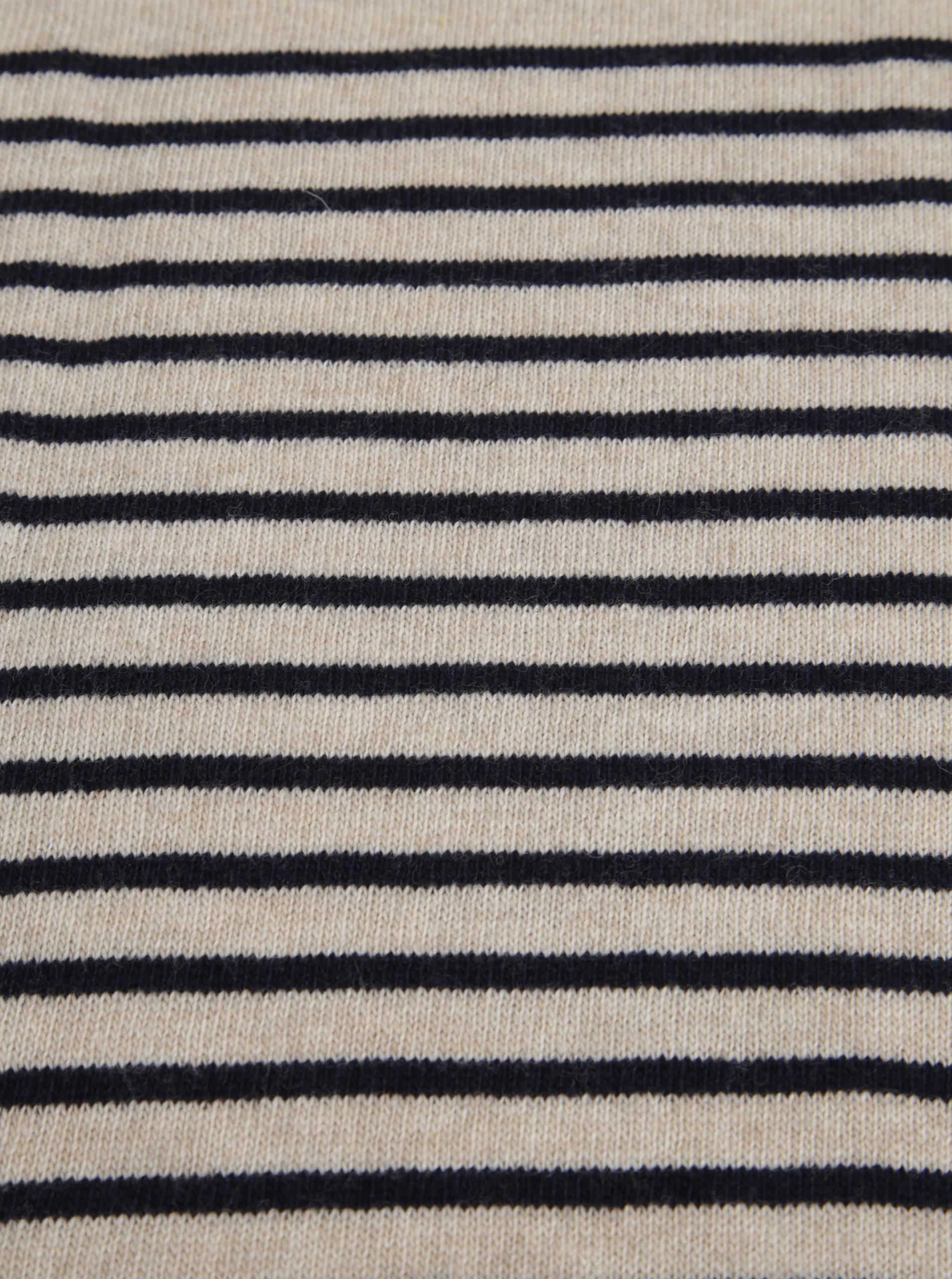 Súprava dámskej vlnenej čiapky a šálu v béžovej farbe v darčekovej škatuľke Tommy  Hilfiger ... cf57e266976