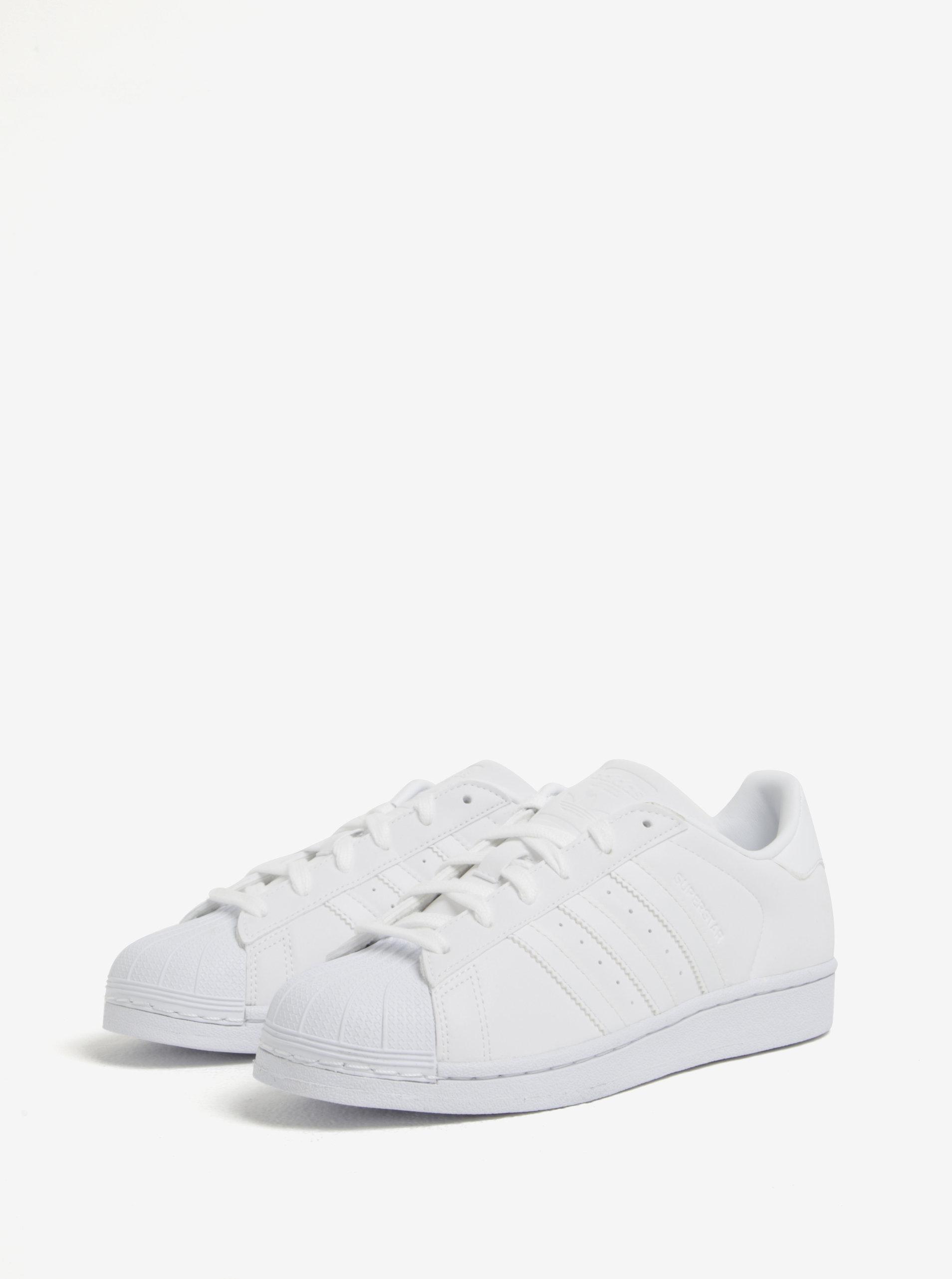 1100cf70852c Biele dámske tenisky adidas Originals Superstar ...