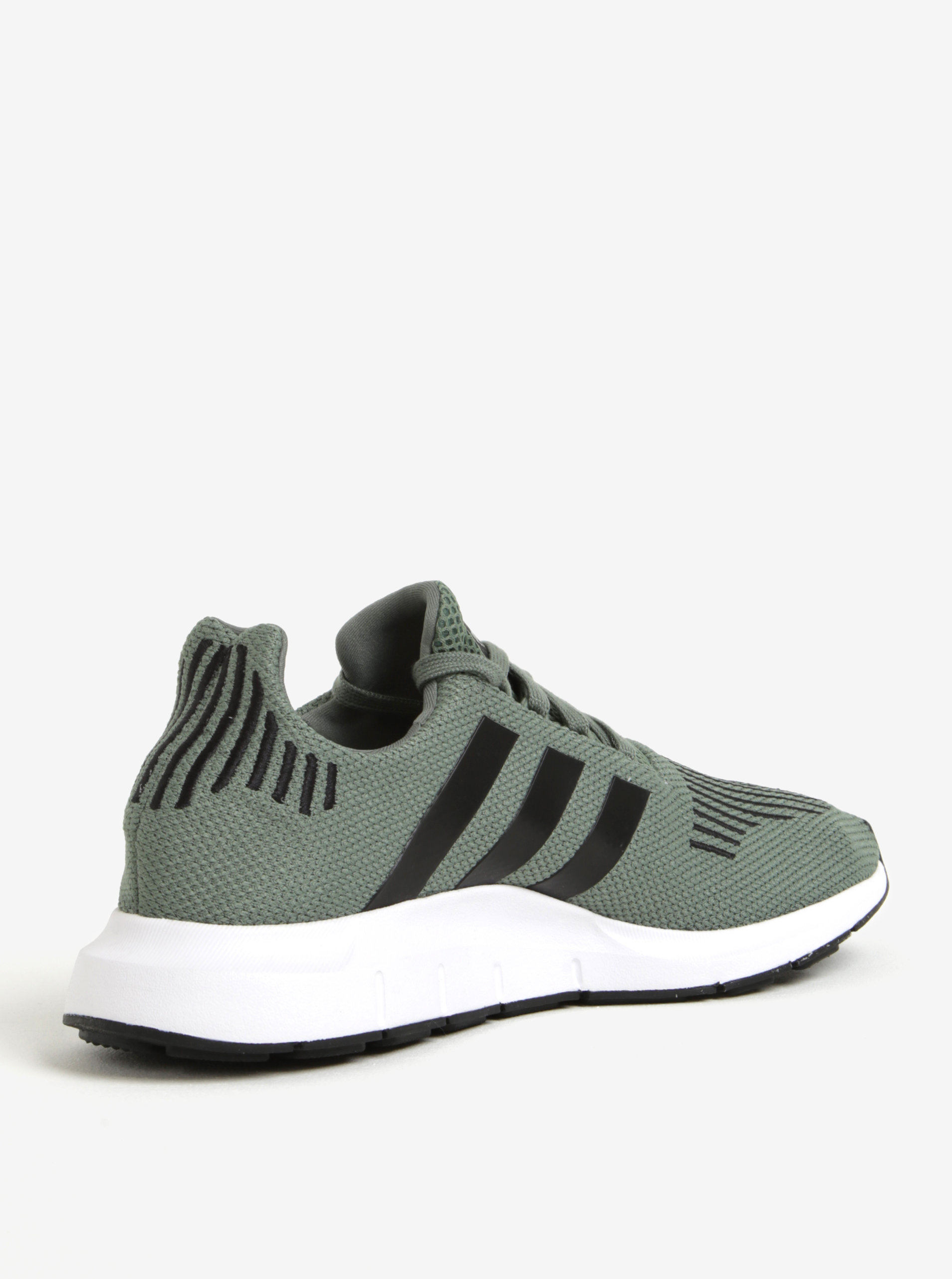 Khaki pánské tenisky adidas Originals Swift Run ... dbe3c4cf6d