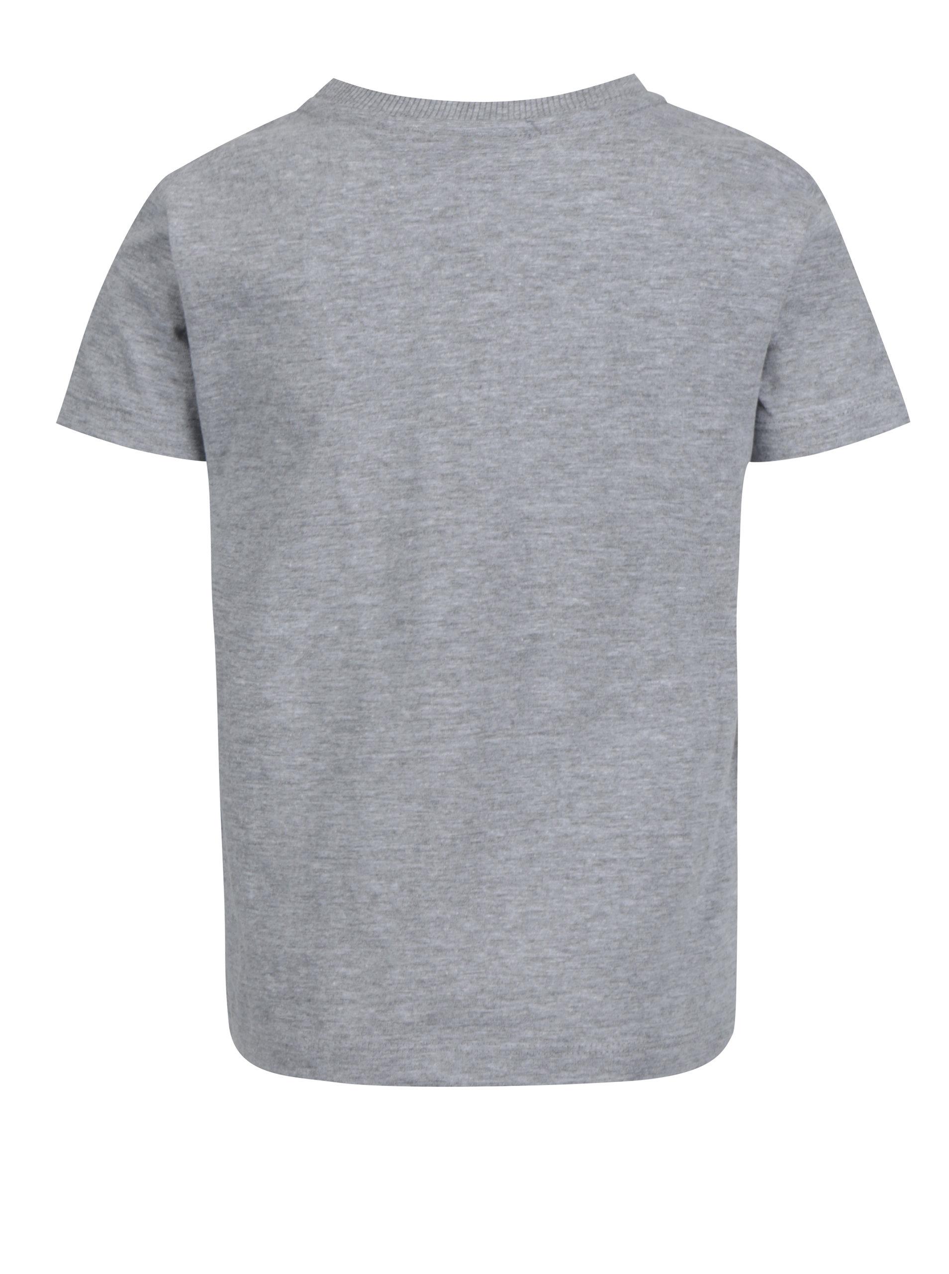 550a8daf6 Sivé chlapčenské tričko s krátkym rukávom Lego Wear Thomas | ZOOT.sk