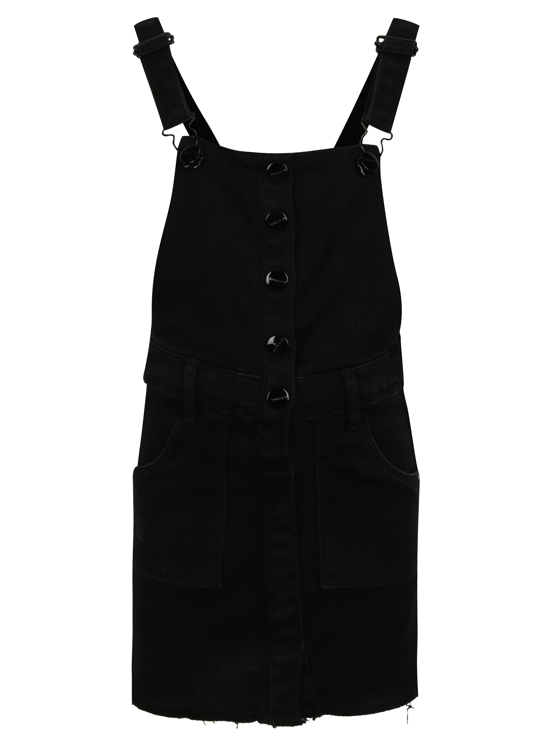 a87b7b731b1 Černá holčičí džínová sukně s laclem name it Biclik ...