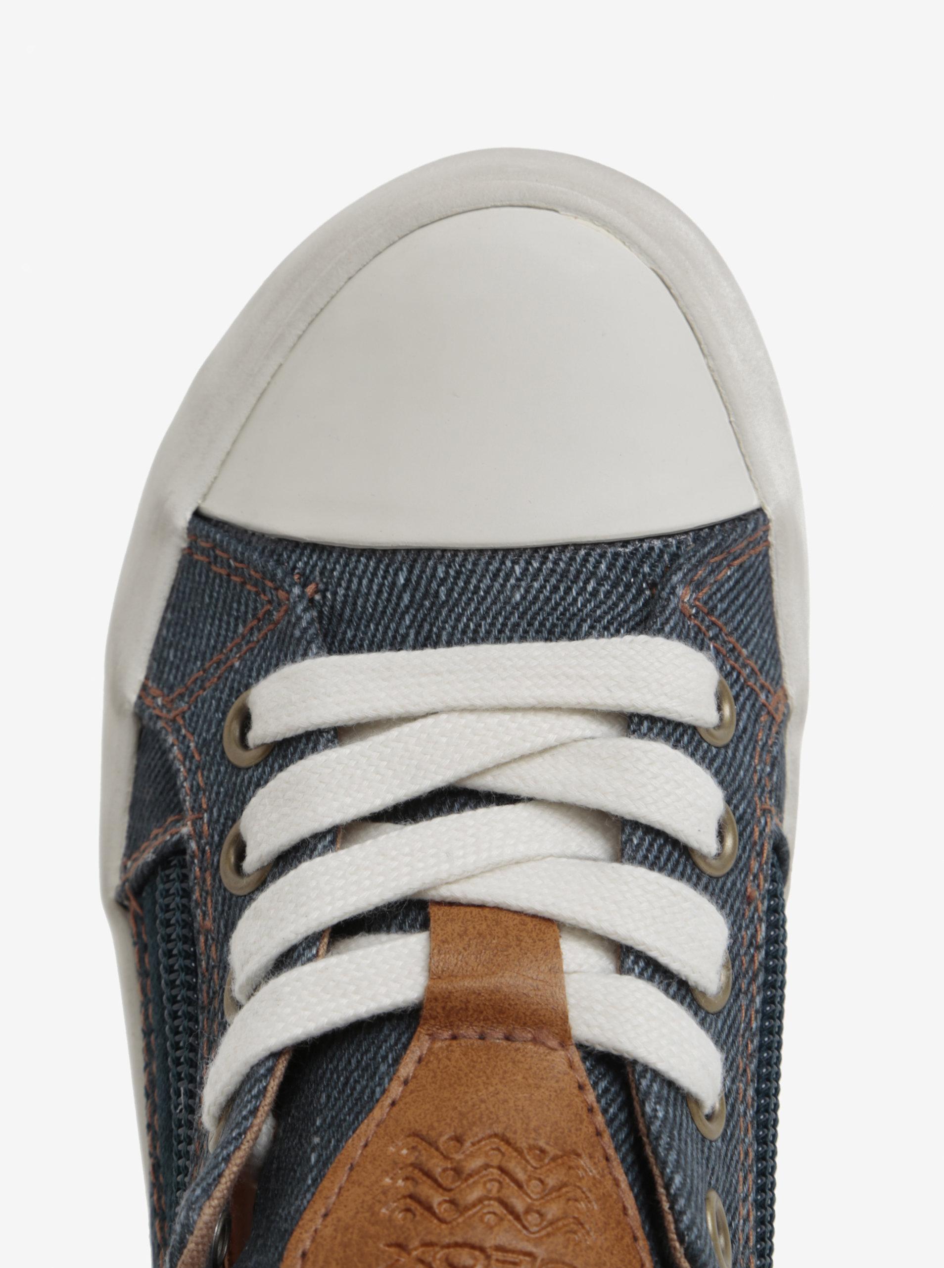 Modré chlapčenské tenisky Geox Alonisso ... efd793d9f9d