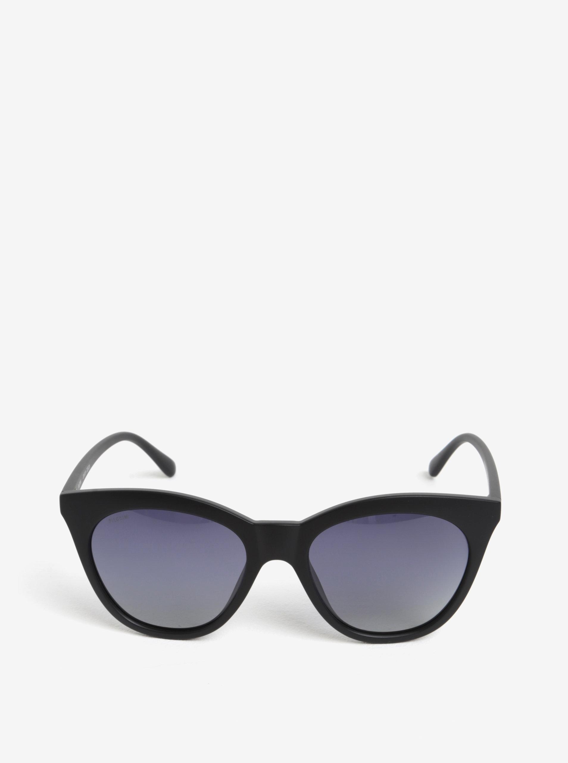 Čierne dámske slnečné okuliare Pilgrim Ivy ... 54c1065ac73