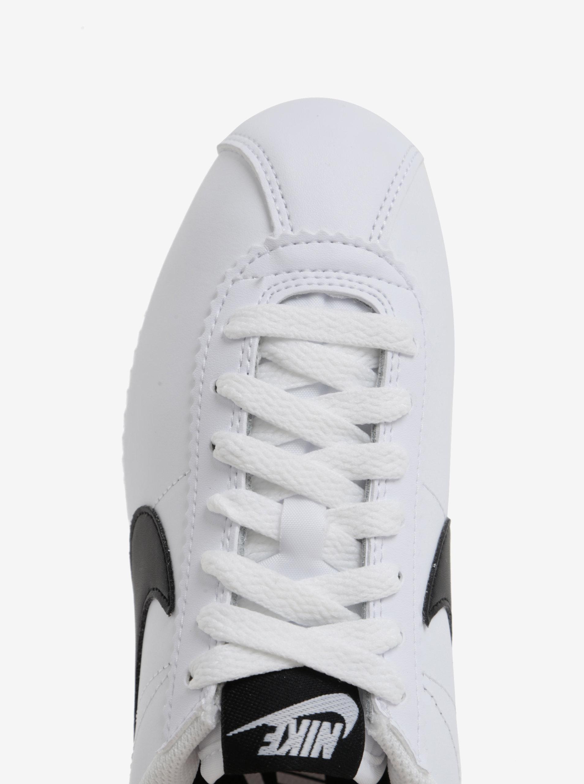 a5dac92ee3c19 Čierno-biele dámske tenisky Nike Classic Cortez | ZOOT.sk