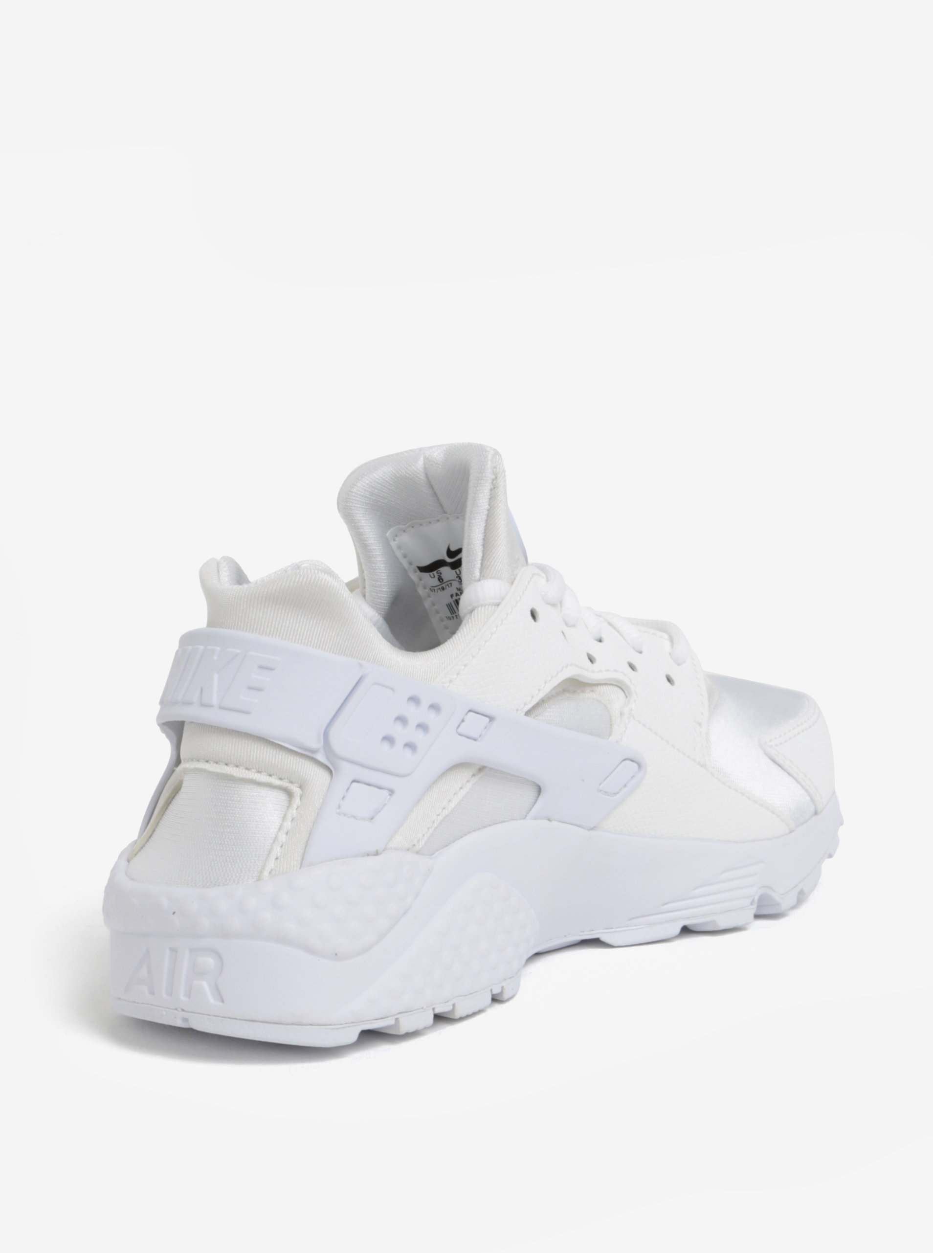Biele dámske tenisky Nike Air Huarache Run ... ed70fb09e2a